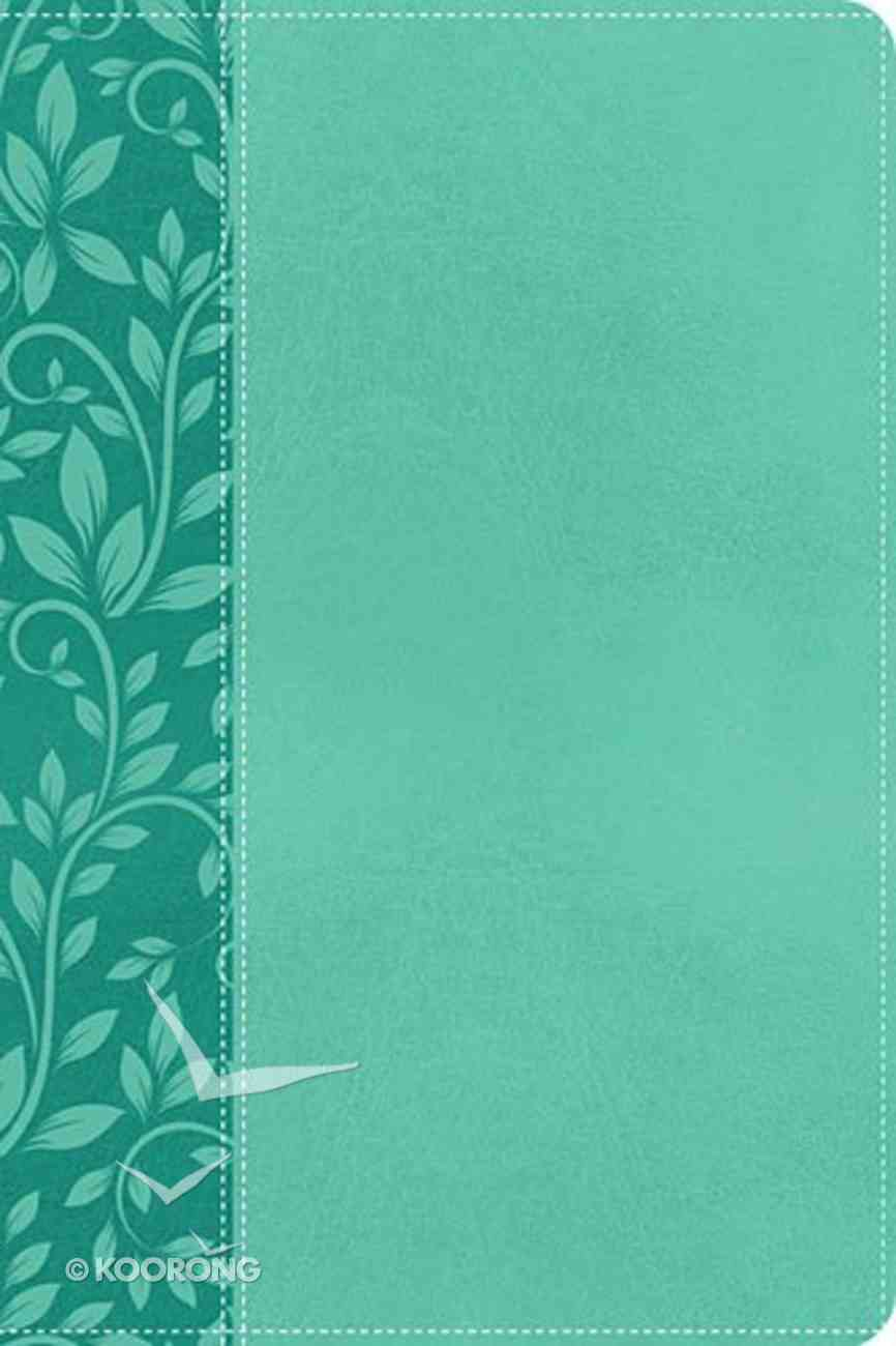 KJV Gift Bible Turquoise (Red Letter Edition) Imitation Leather