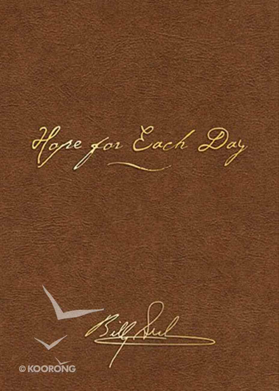 Hope For Each Day (Signature Edition) Hardback