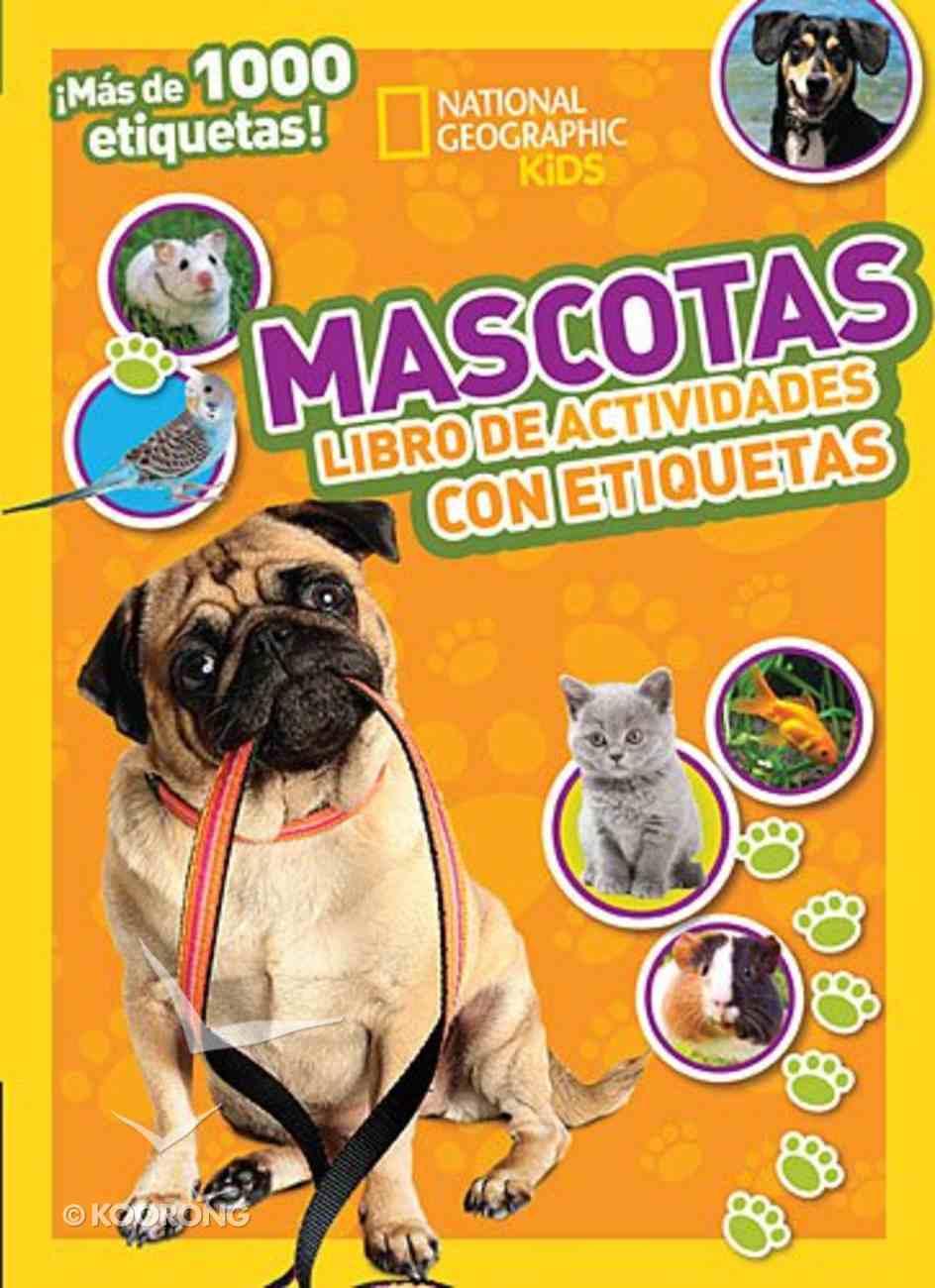 Mascotas (Pets Activity Stickers) Novelty Book