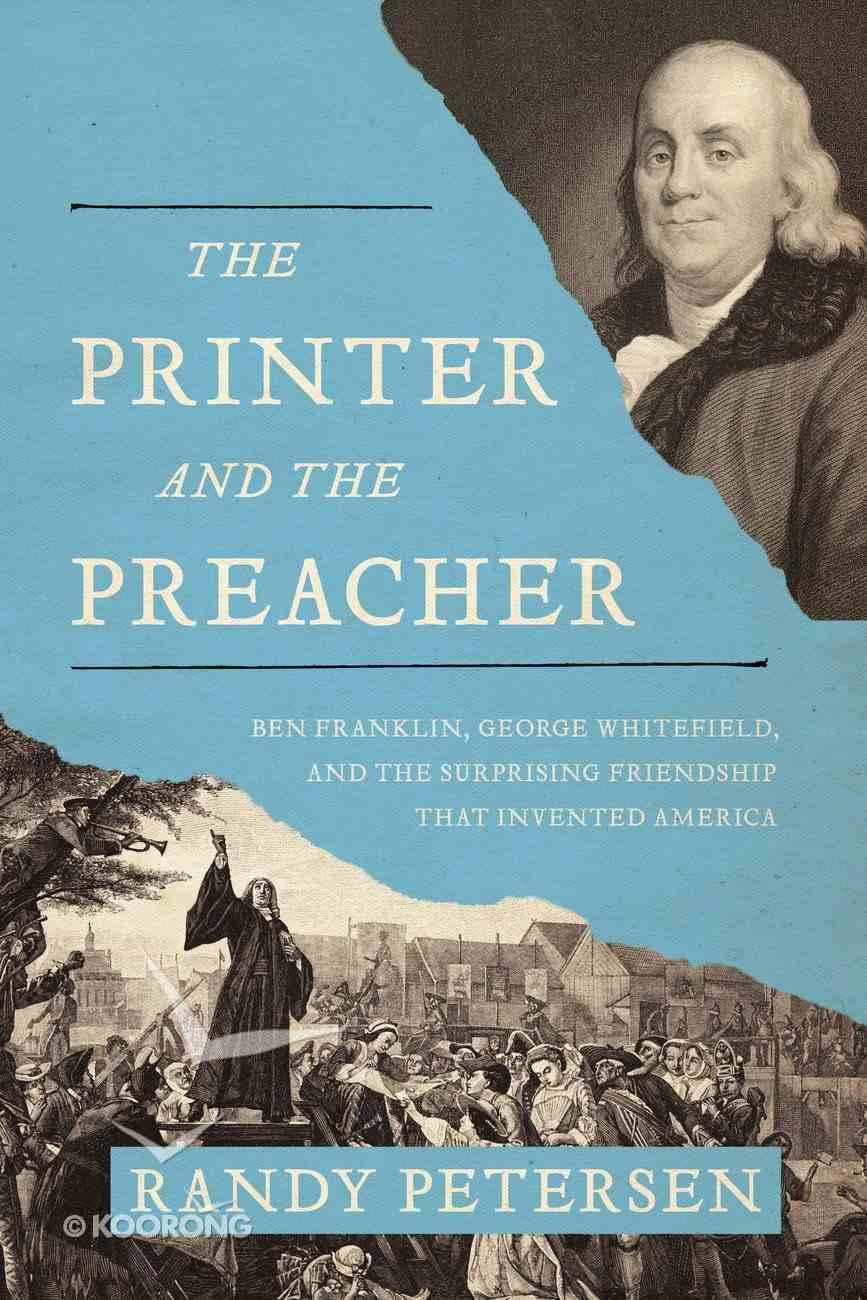 The Printer and the Preacher Hardback