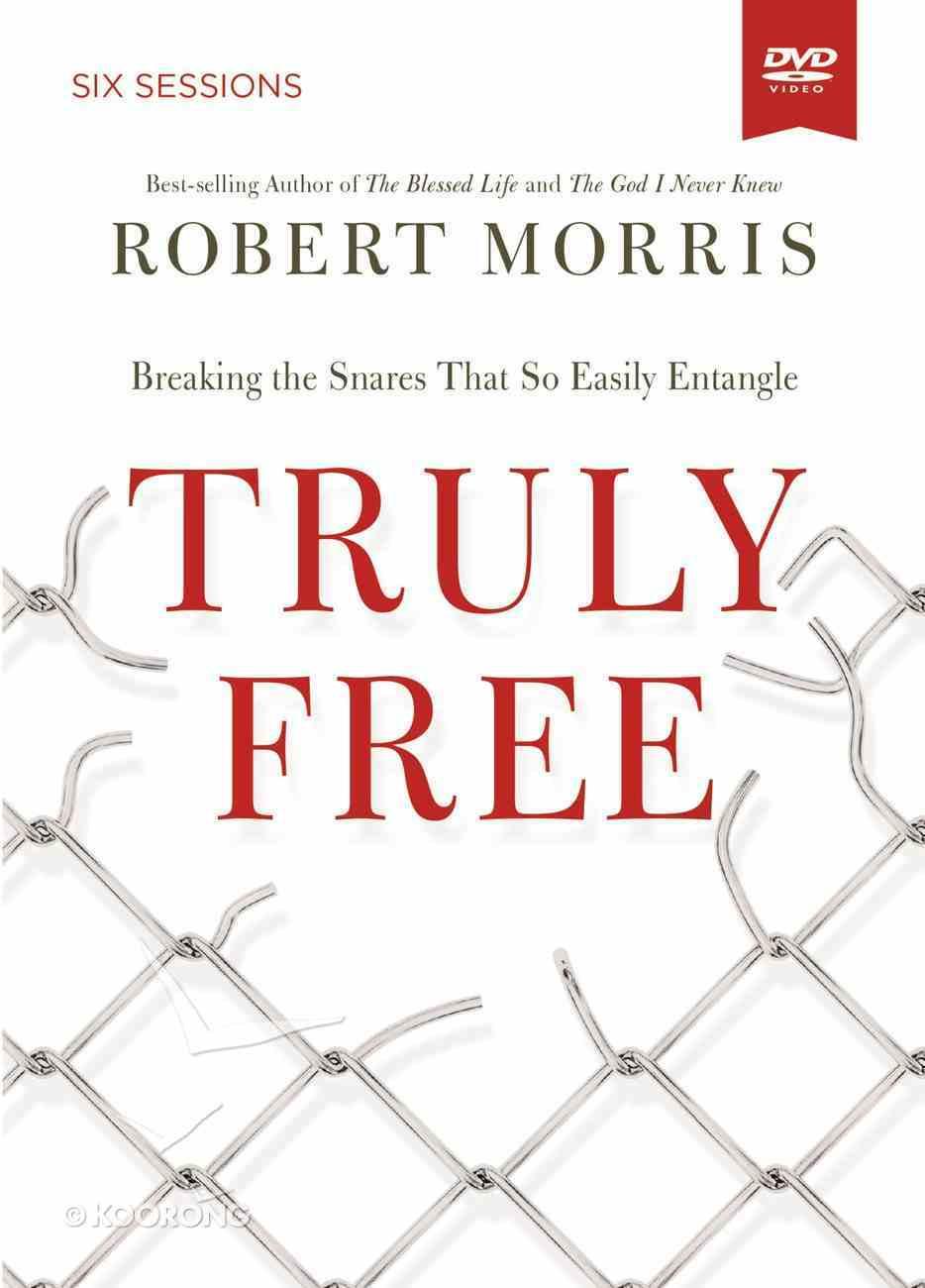 Truly Free (A Dvd Study) DVD