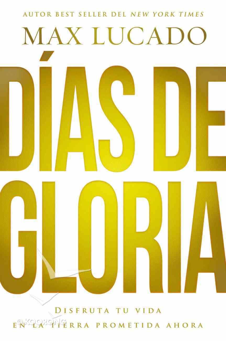 Das De Gloria (Glory Days) Paperback