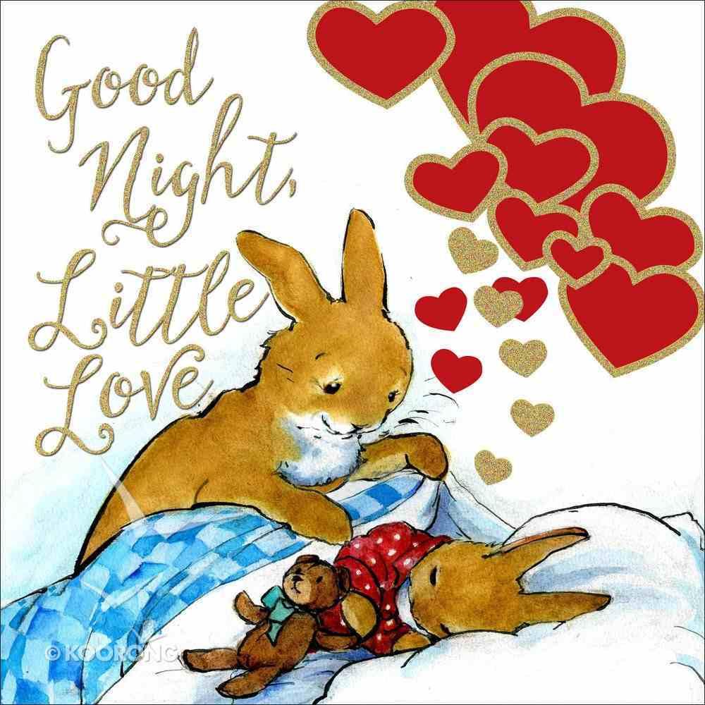 Good Night, Little Love Board Book