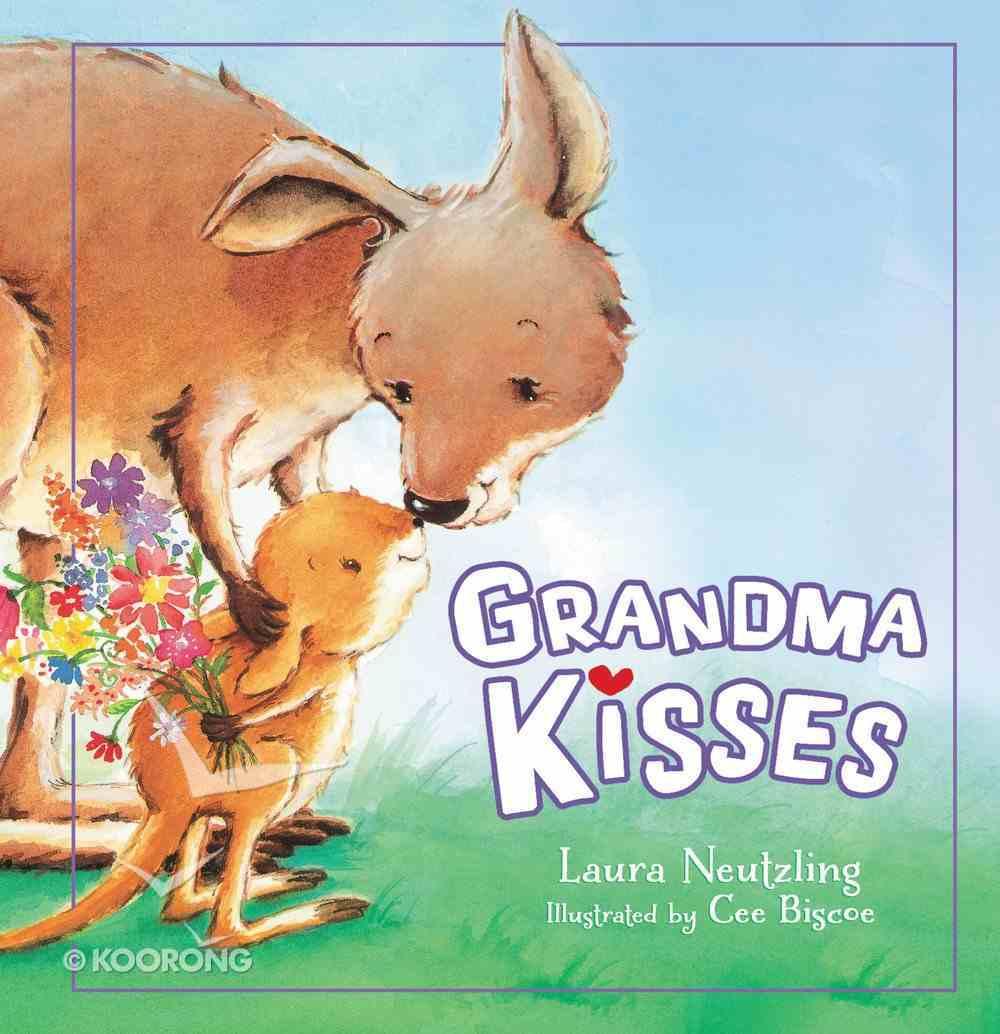 Grandma Kisses Board Book