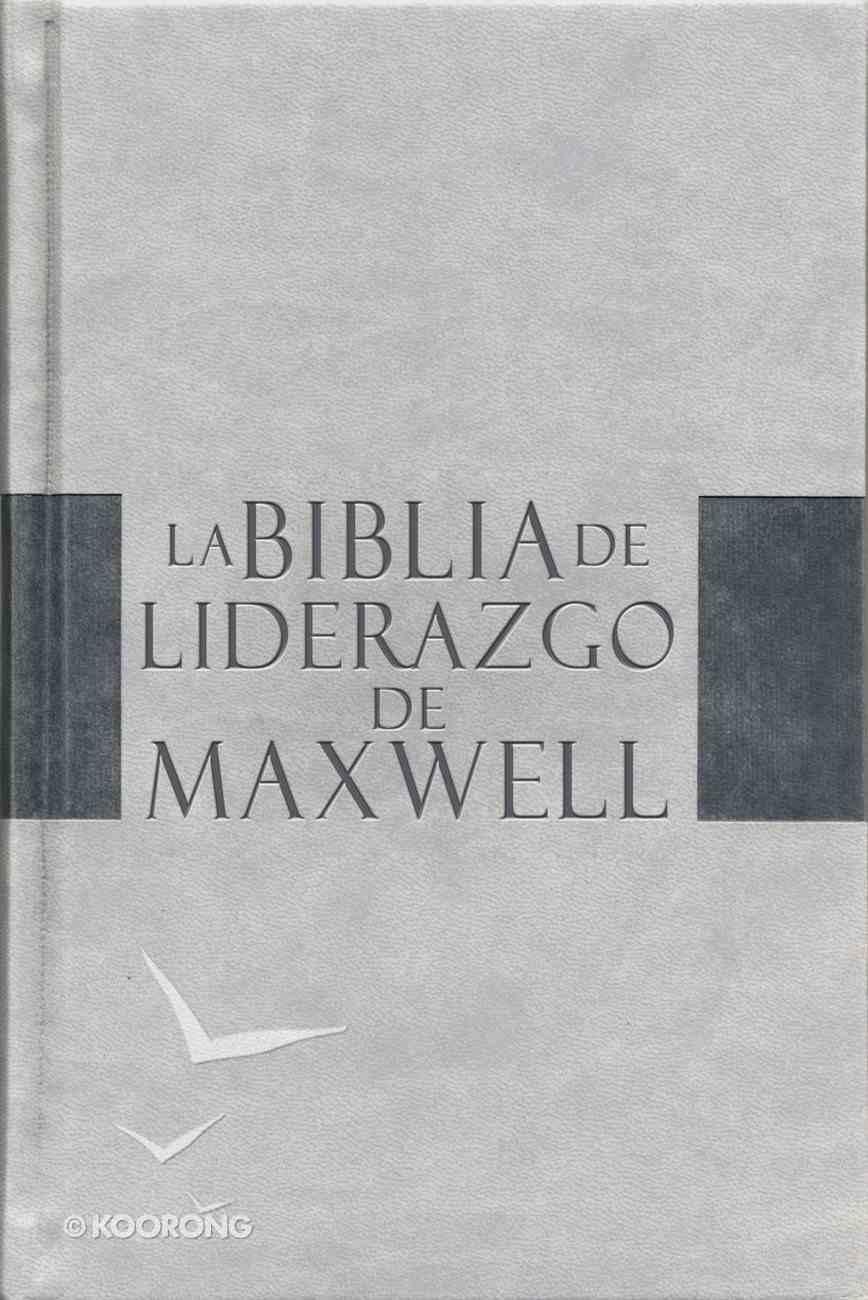 Rvr 1960 Biblia De Liderazgo De Maxwell Brown (Black Letter Edition) (Maxwell Leadership Bible) Premium Imitation Leather