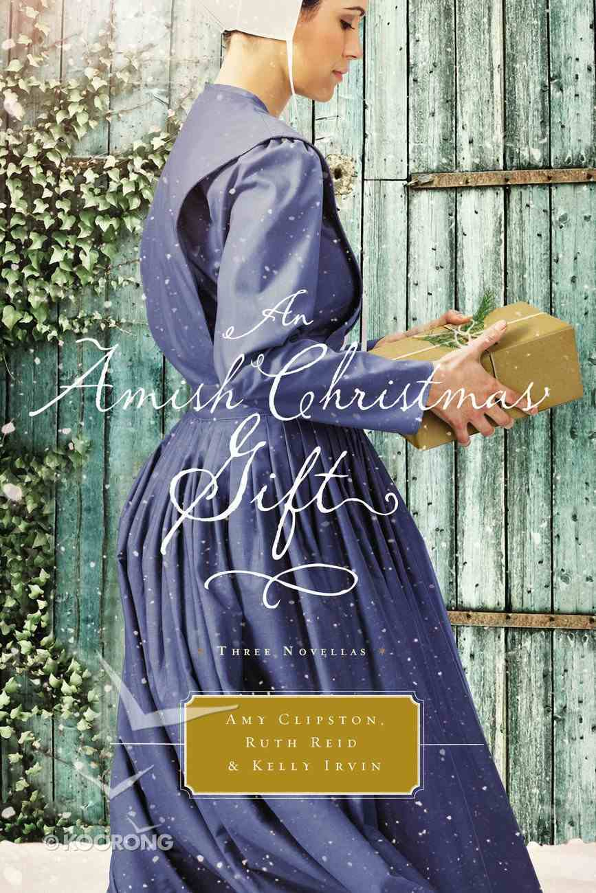 An Amish Christmas Gift: An Naomi's Gift Paperback