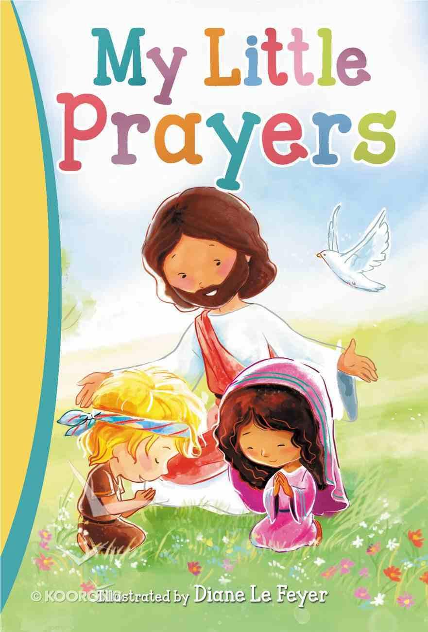 My Little Prayers Hardback