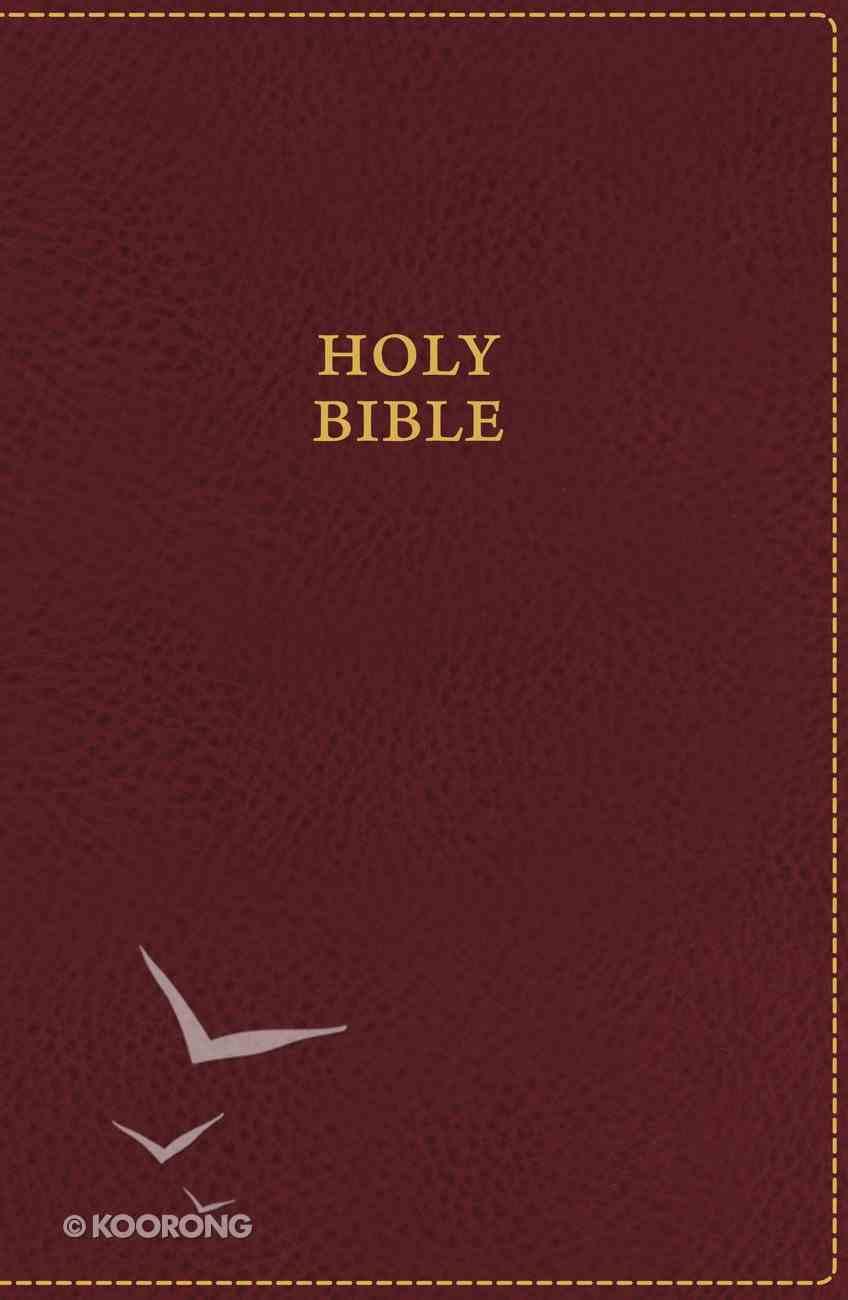 KJV Ultraslim Bible (Red Letter Edition) Imitation Leather