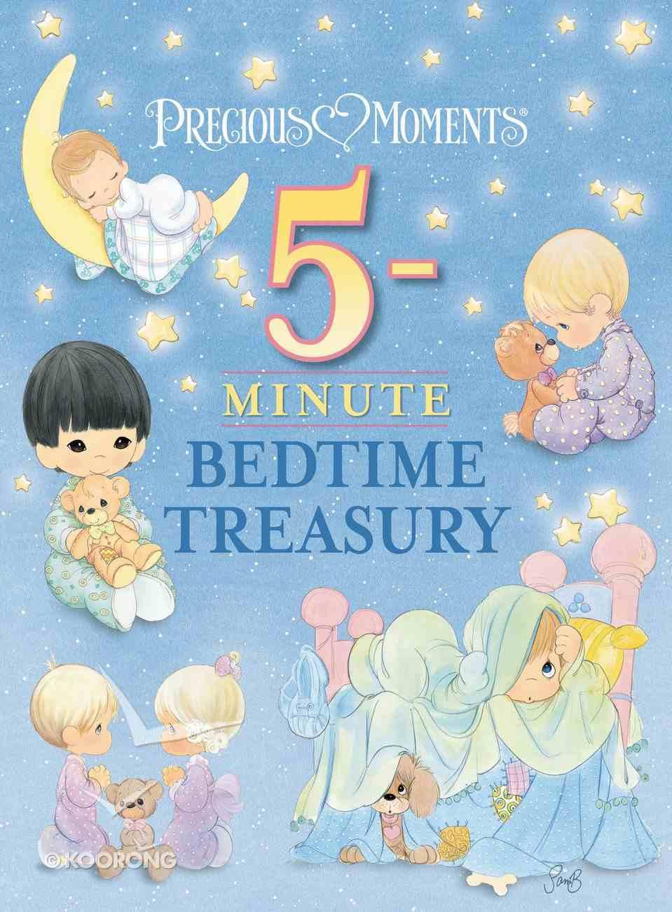 Precious Moments 5 Minute Bedtime Treasury Hardback