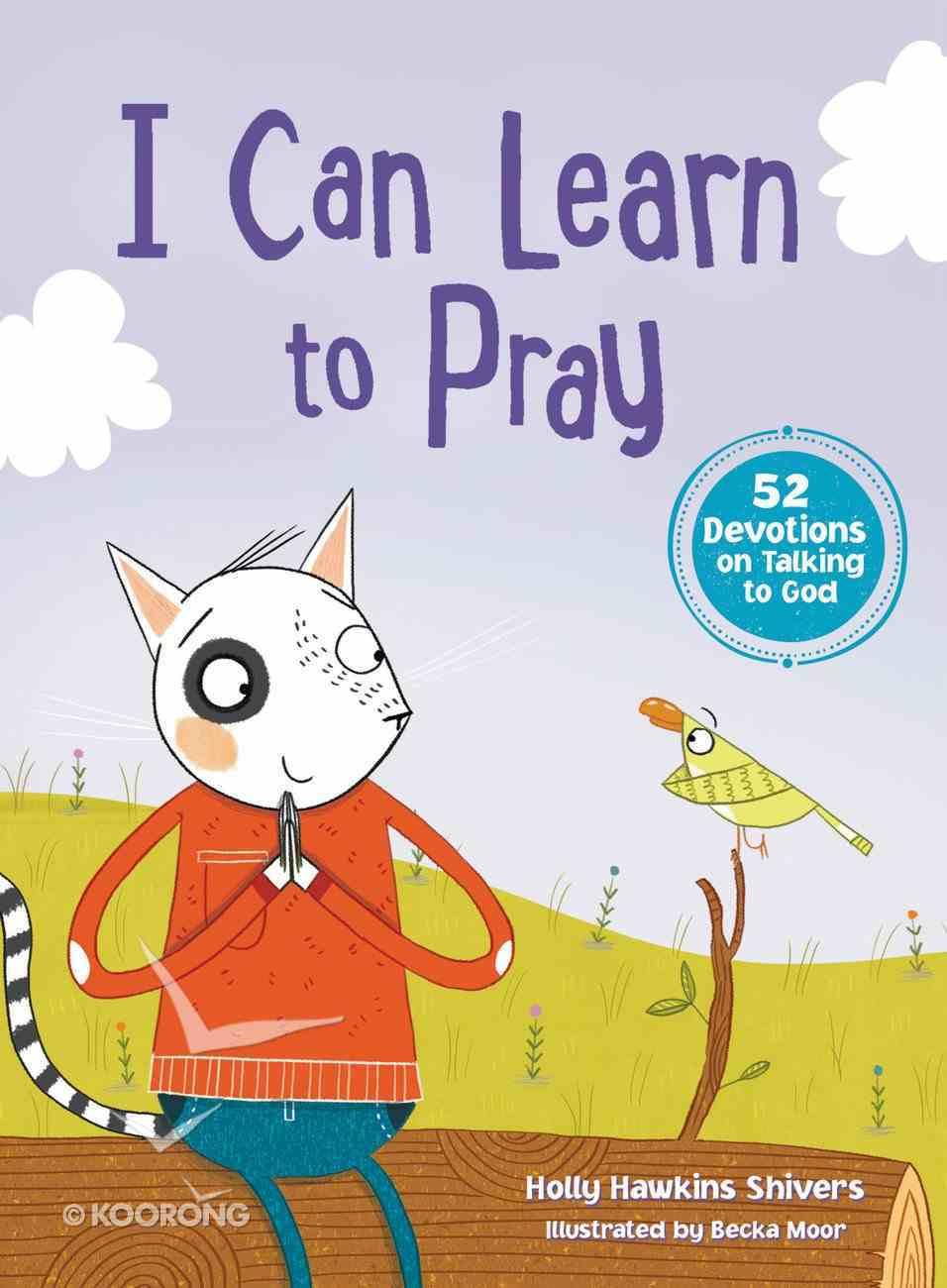 I Can Learn to Pray Hardback