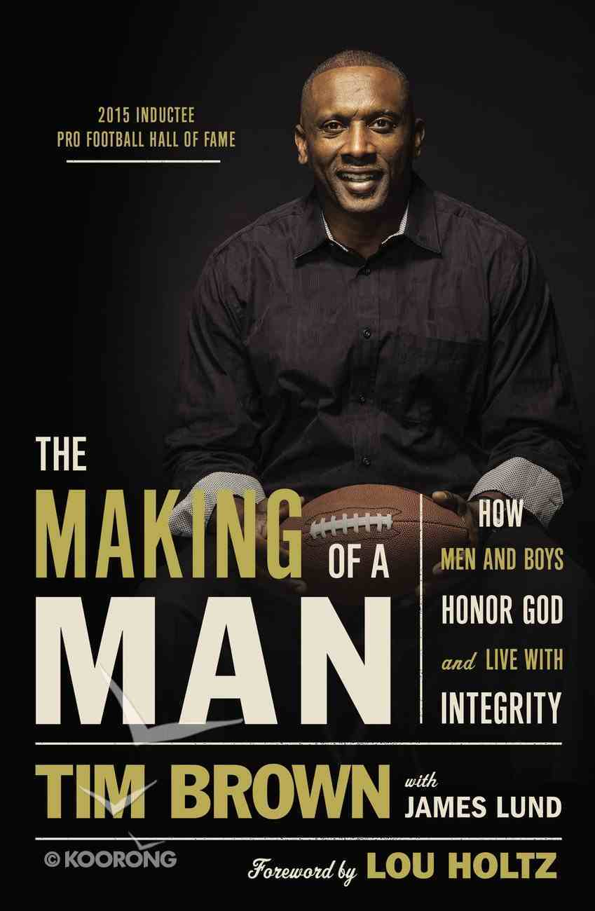 The Making of a Man Hardback