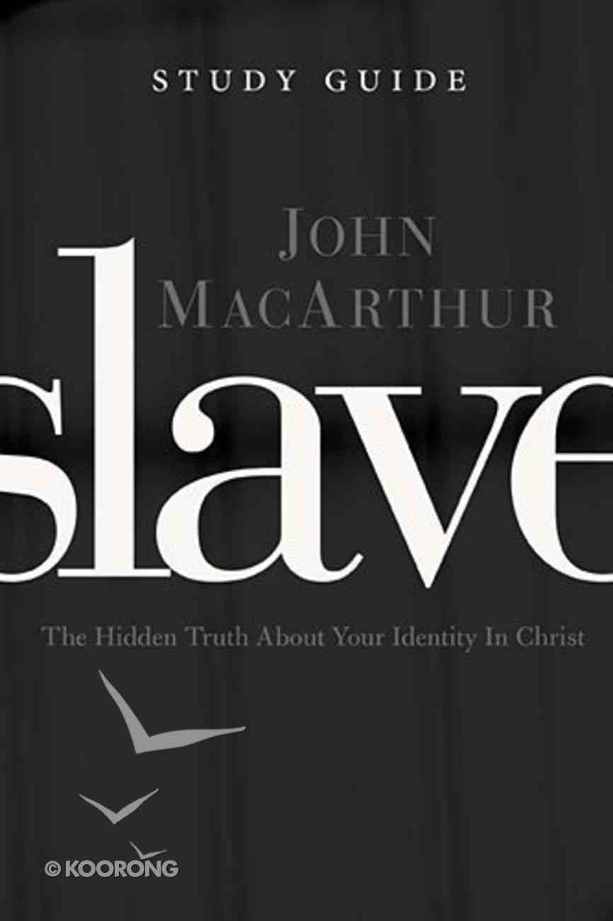 Slave (Study Guide) Paperback