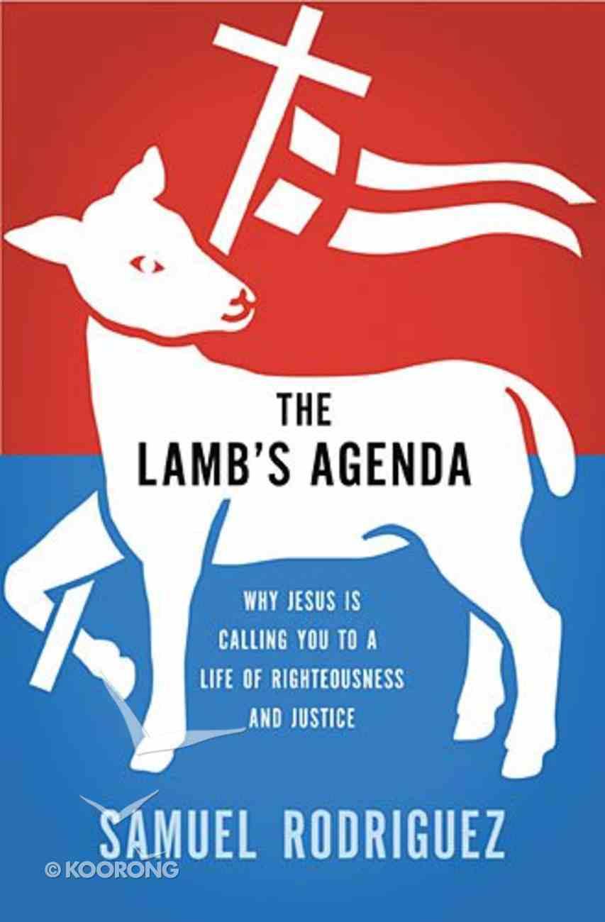 The Lamb's Agenda Paperback