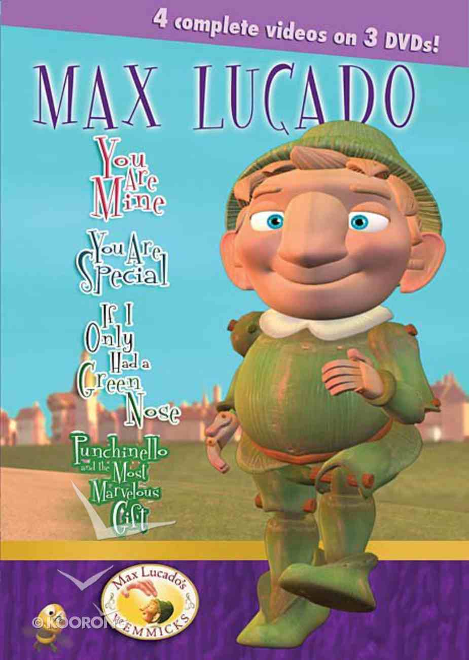 The DVD Collection (3 DVD Box Set) (Wemmicks Collection Dvd Series) DVD