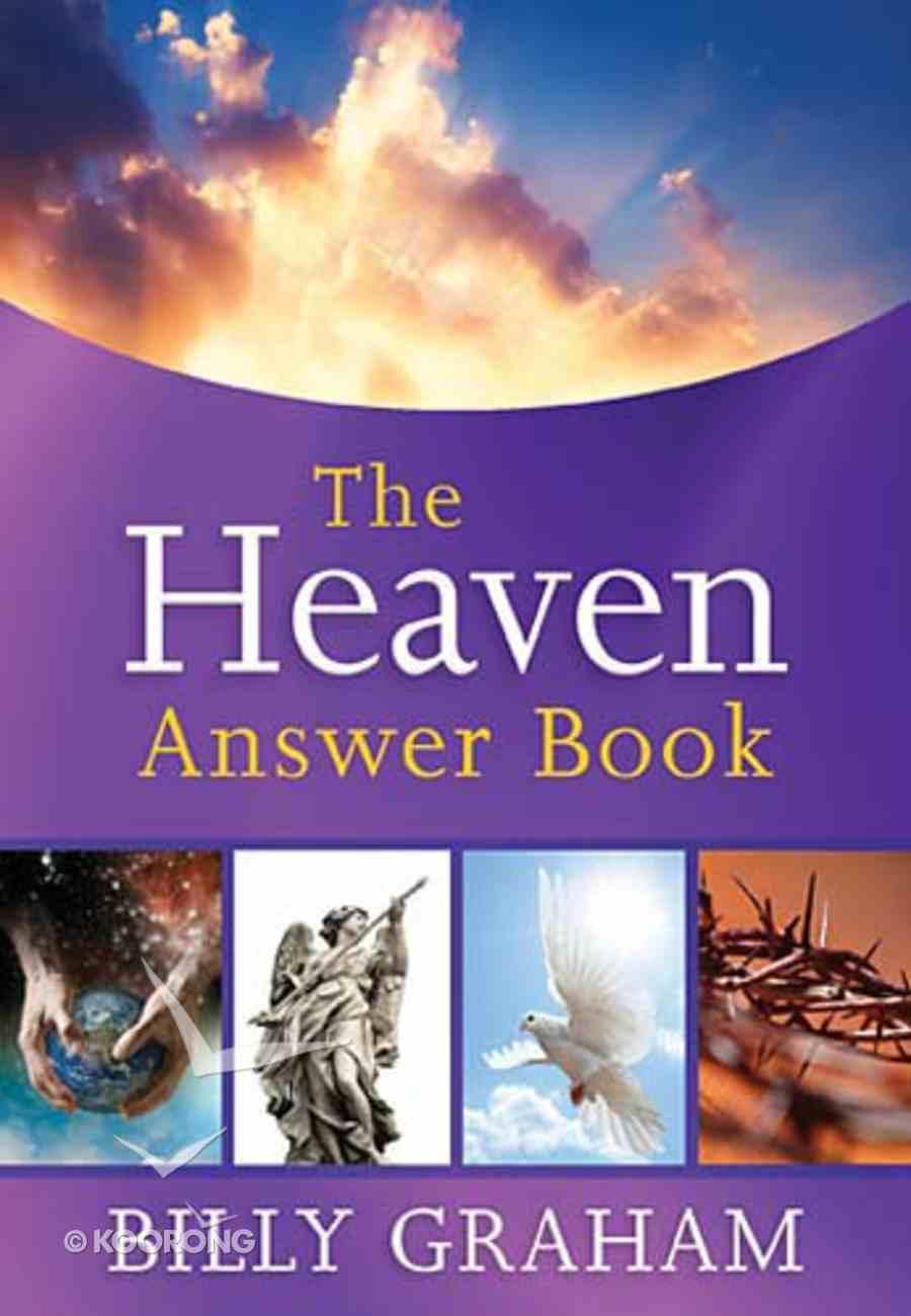 The Heaven Answer Book Hardback