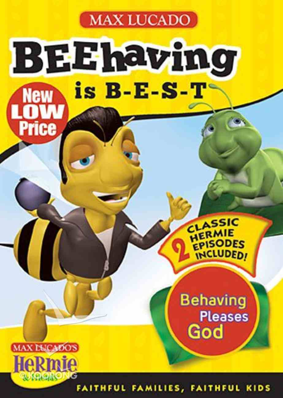 Beehaving is B-E-S-T (Hermie And Friends Series) DVD