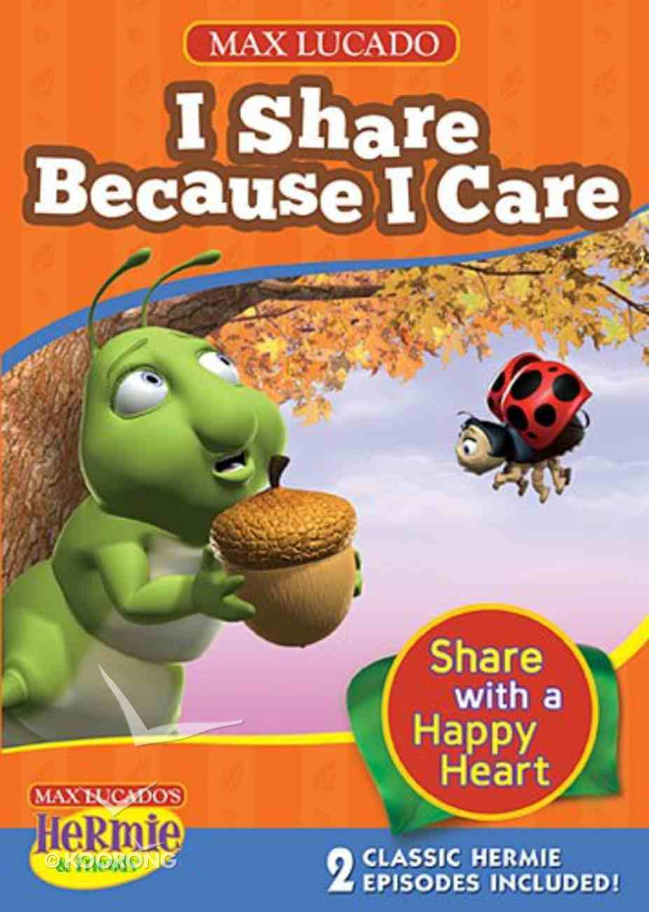 I Share Because I Care (Hermie And Friends Series) DVD