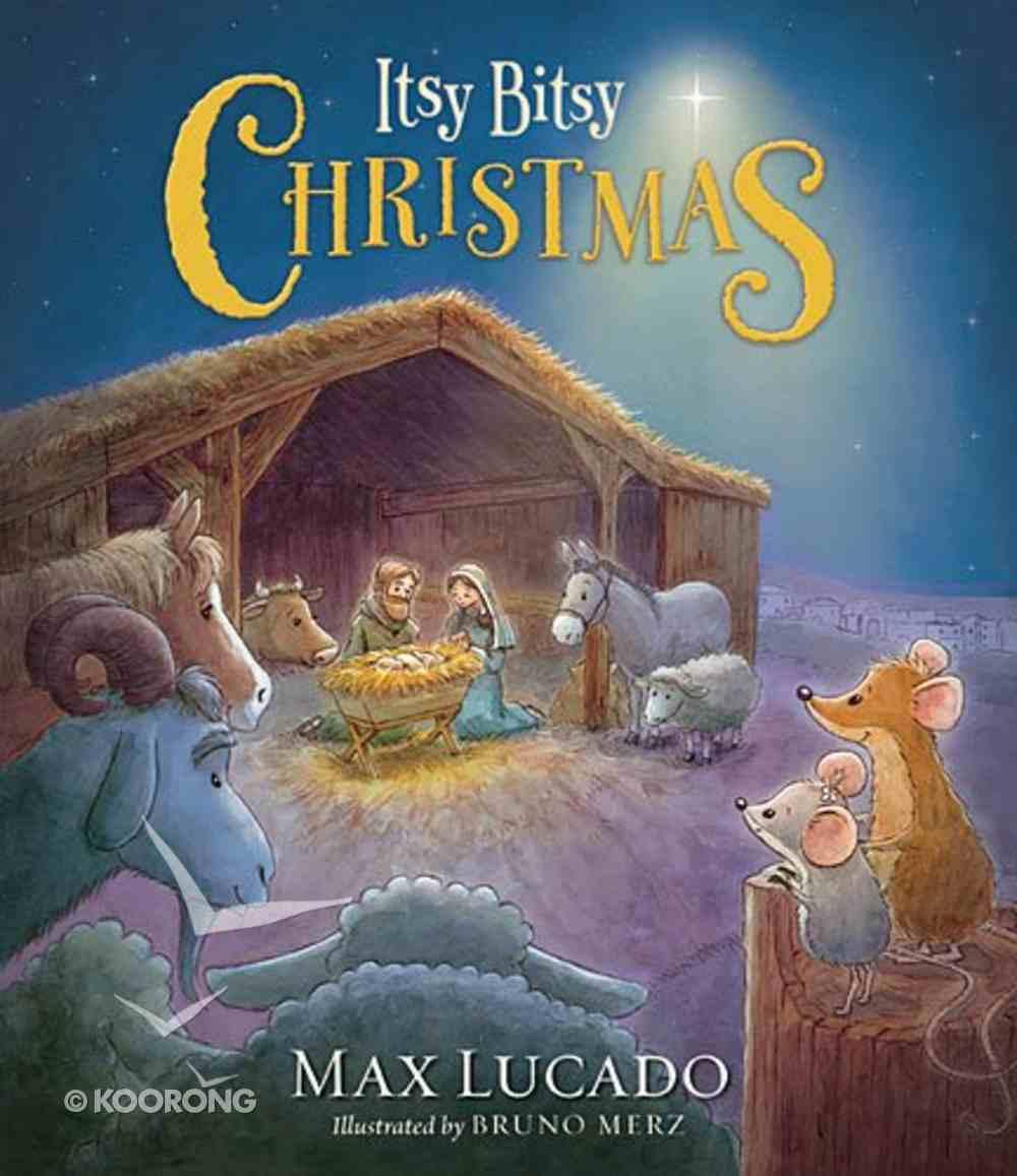 Itsy Bitsy Christmas Hardback
