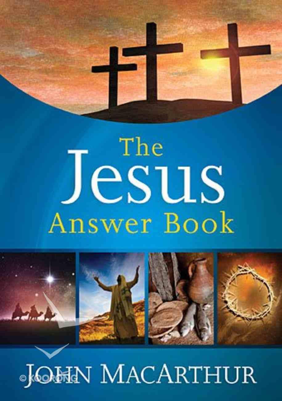 The Jesus Answer Book Hardback