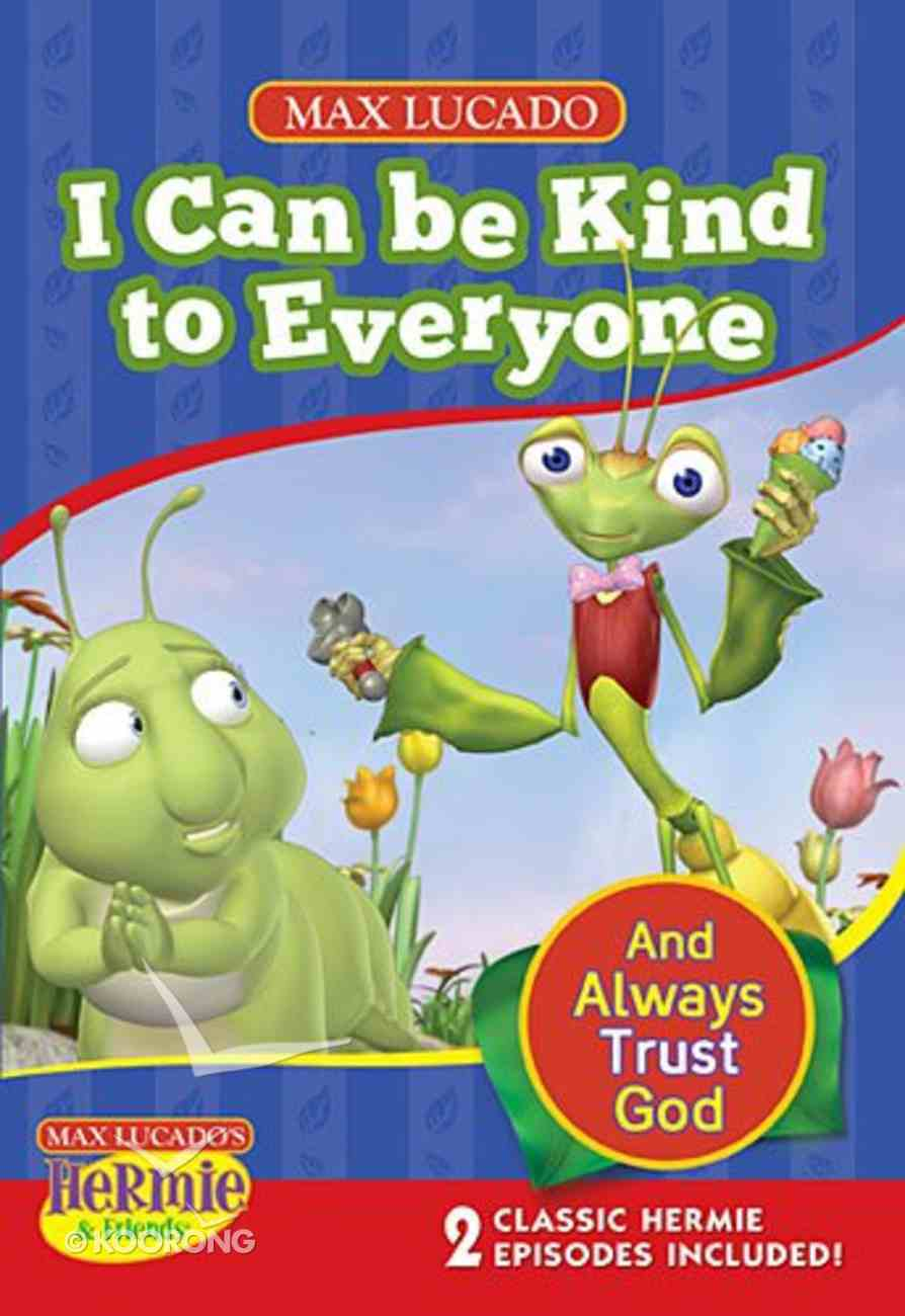I Can Be Kind to Everyone (Hermie And Friends Series) DVD