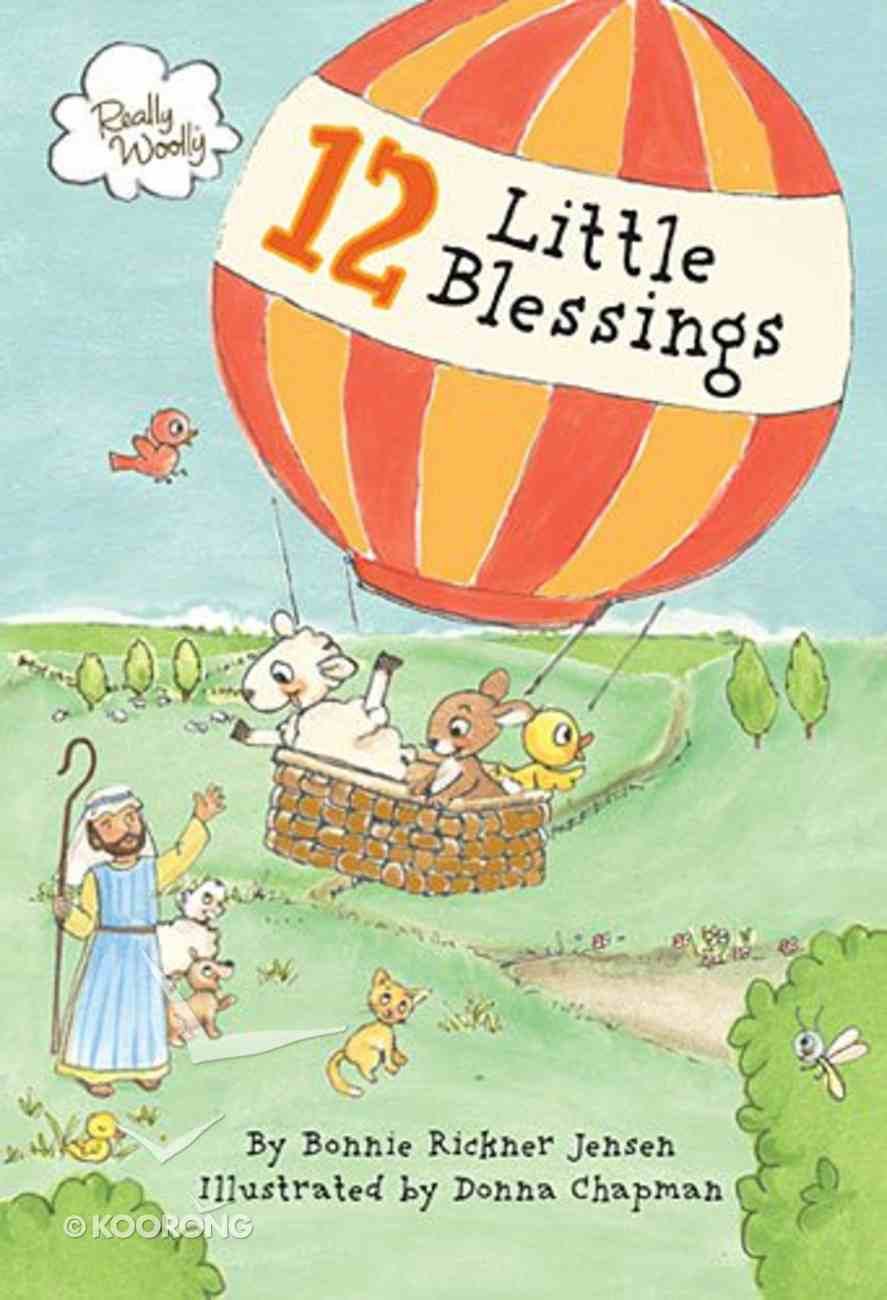 12 Little Blessings (Really Woolly Series) Board Book