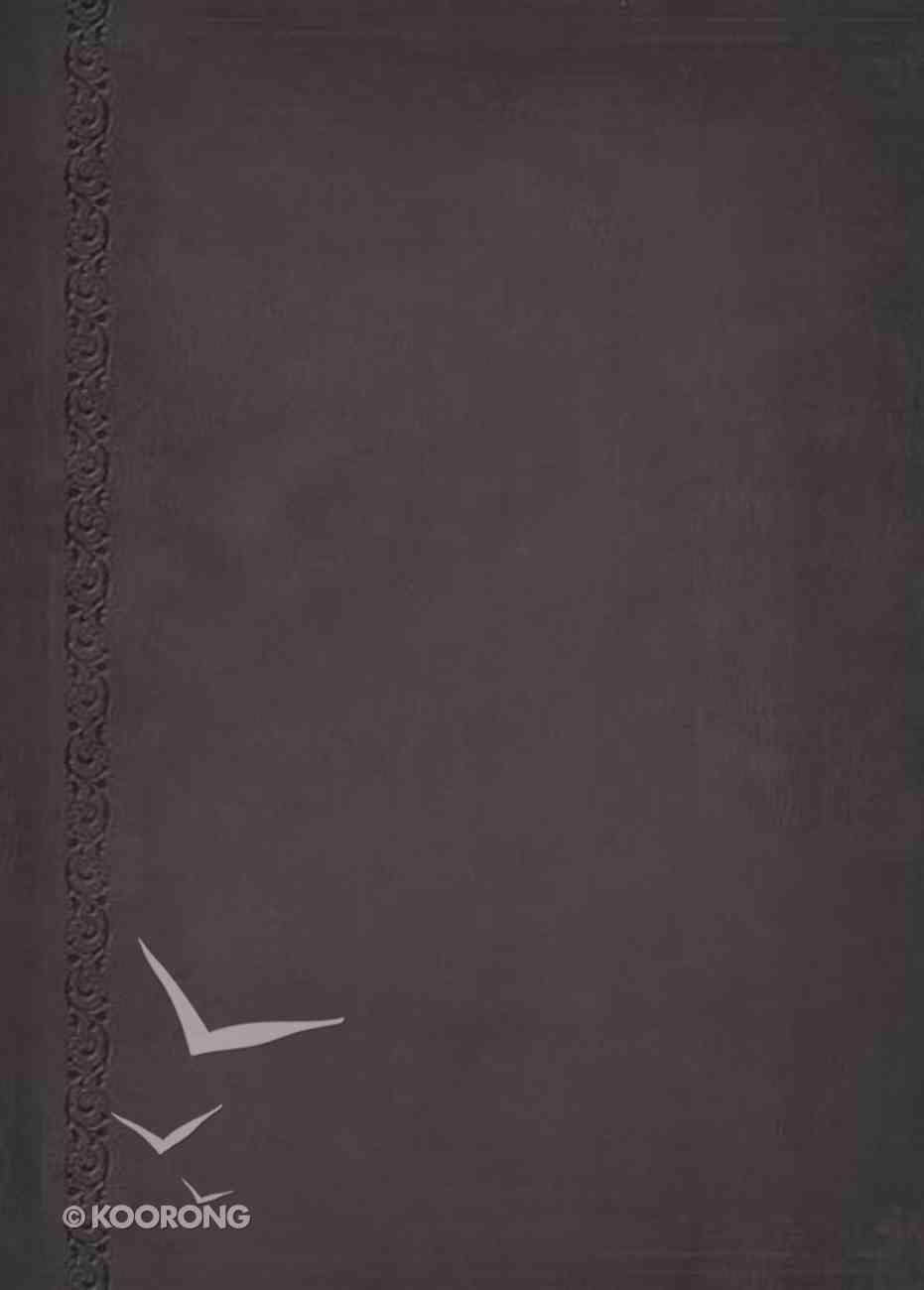 NASB Macarthur Study Bible Signature Series Black Premium Imitation Leather