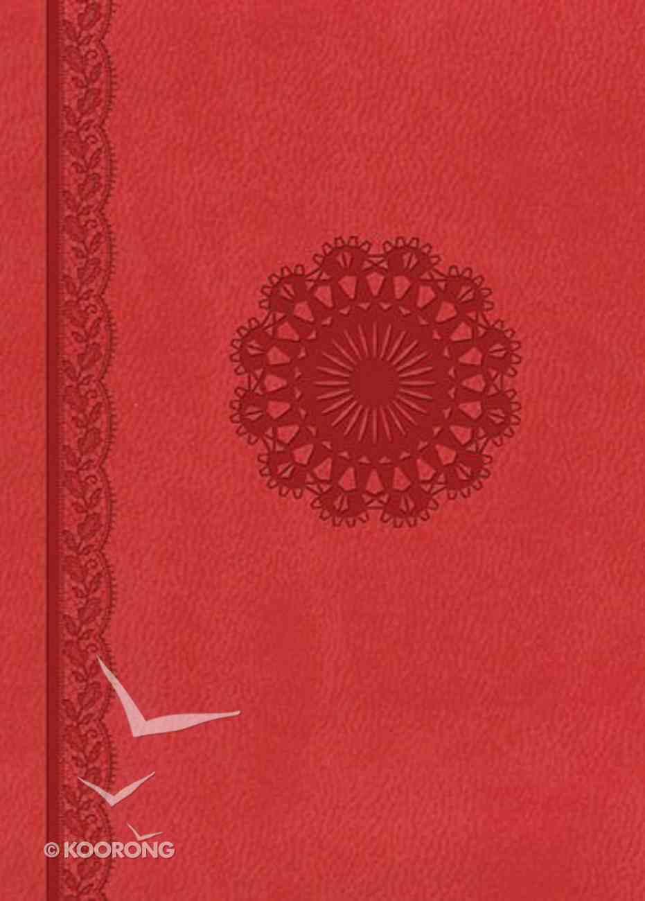 NIV Macarthur Study Bible Signature Series Sunset Pink Imitation Leather