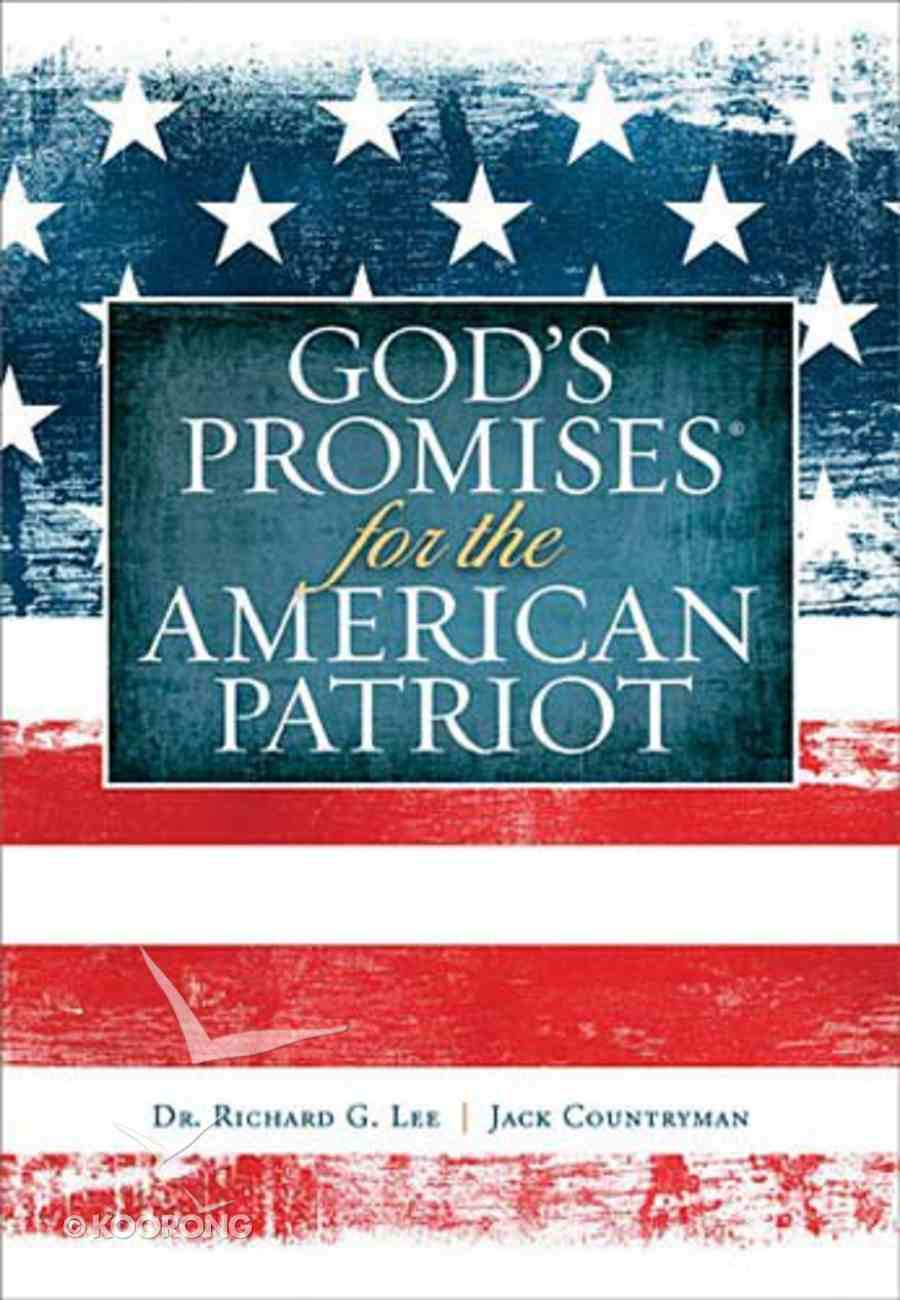 God's Promises For the American Patriot Paperback