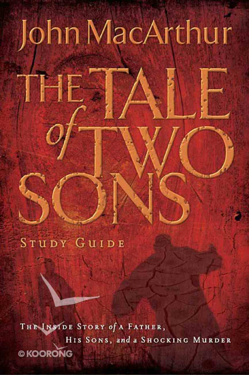 The Tale of Two Sons (Study Guide) Paperback