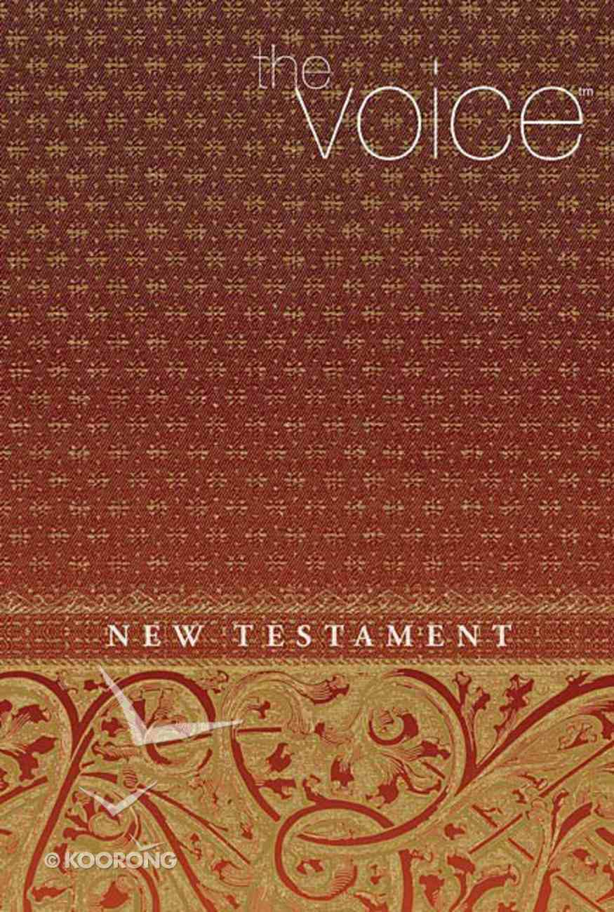 Voice New Testament Paperback