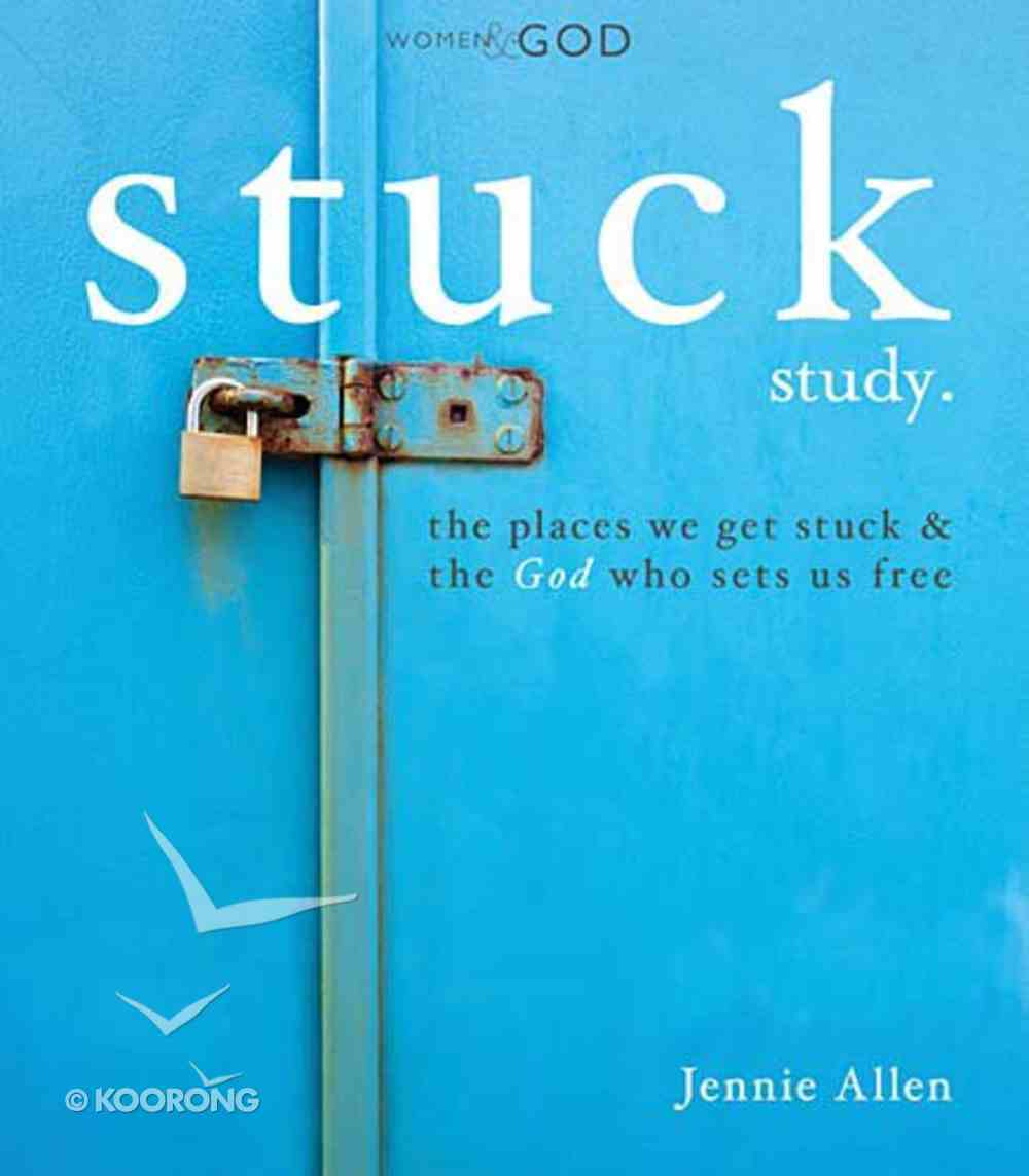Stuck Study Guide Paperback