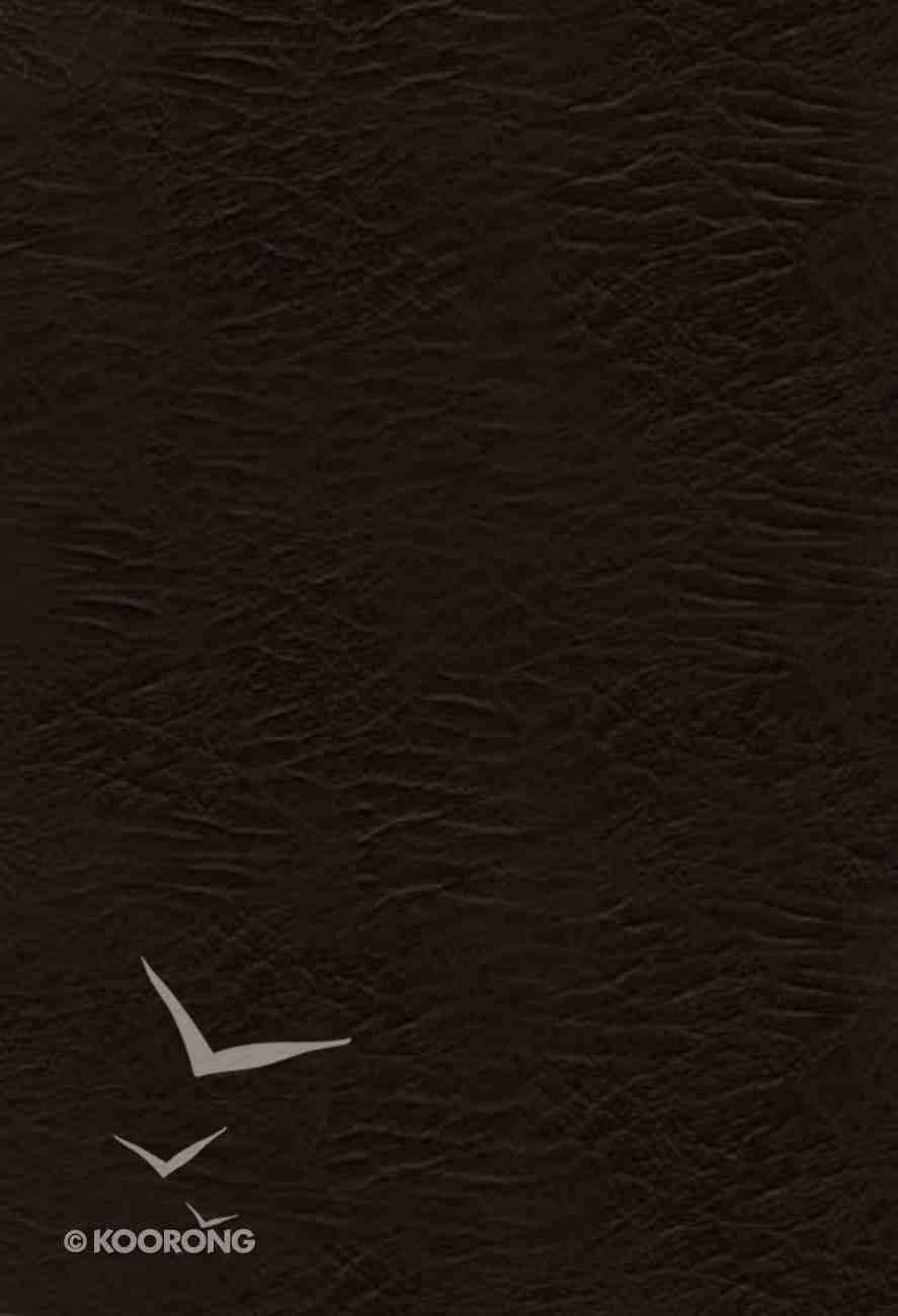 KJV American Patriot's Bible Black Bonded Leather