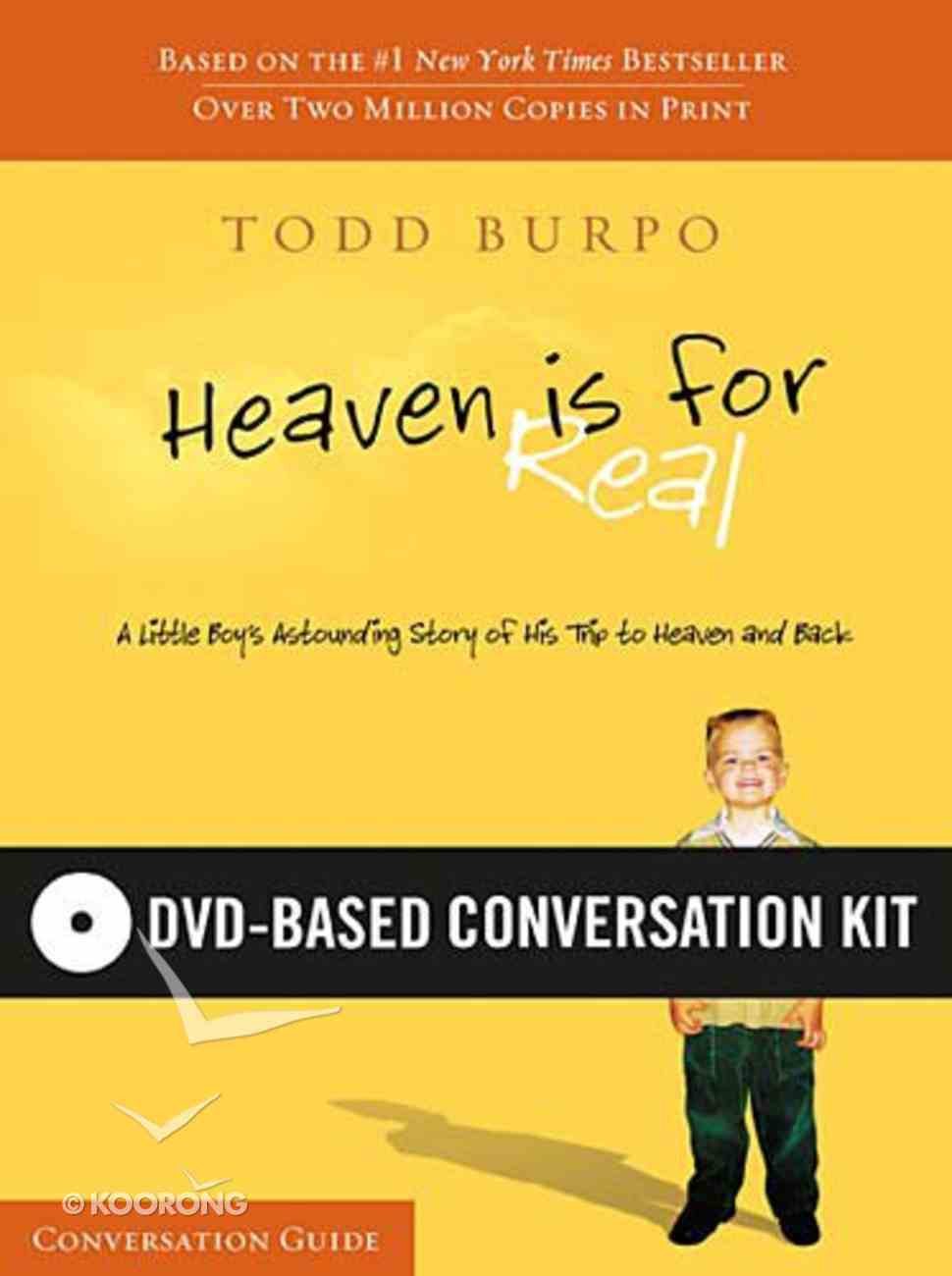 Heaven is For Real (Curriculum) DVD