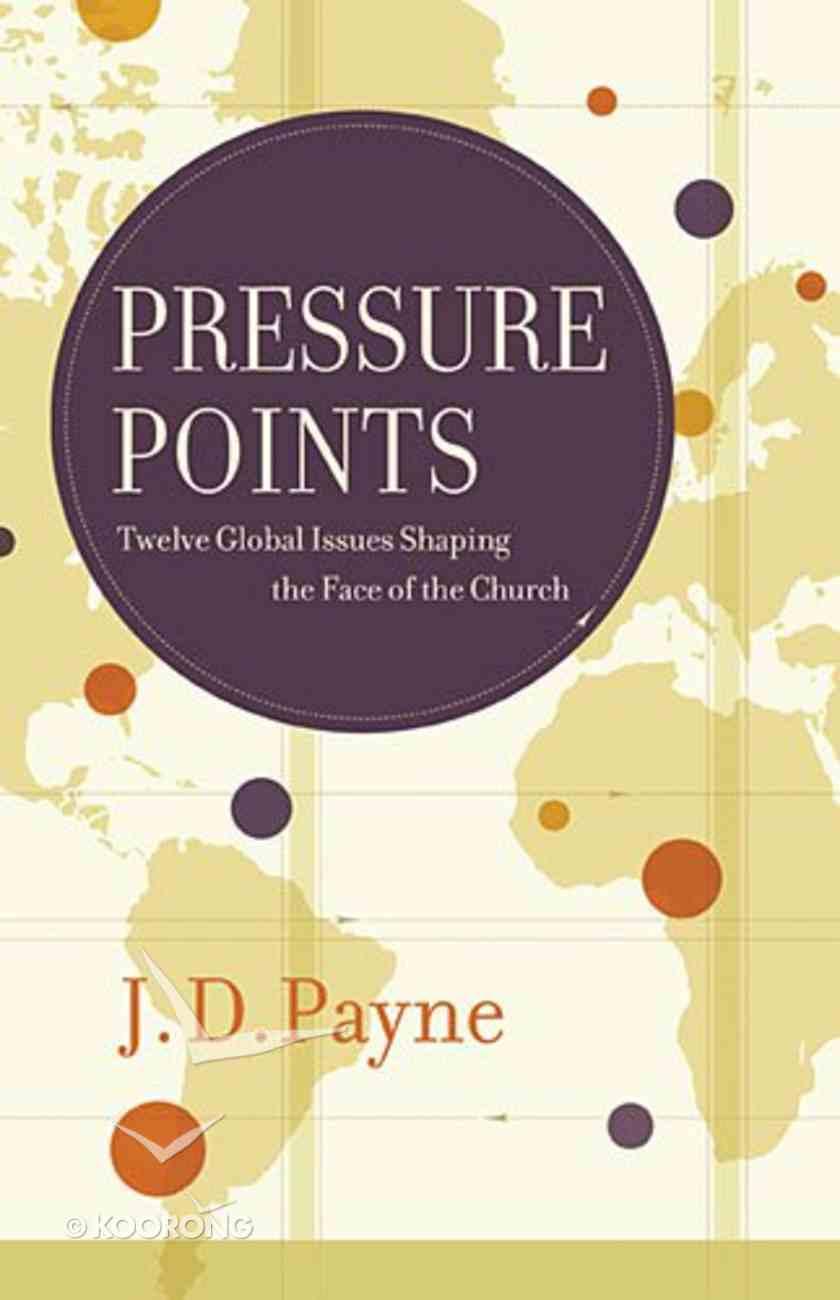 Pressure Points Hardback