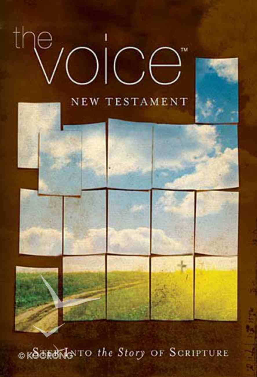 The Voice New Testament Paperback