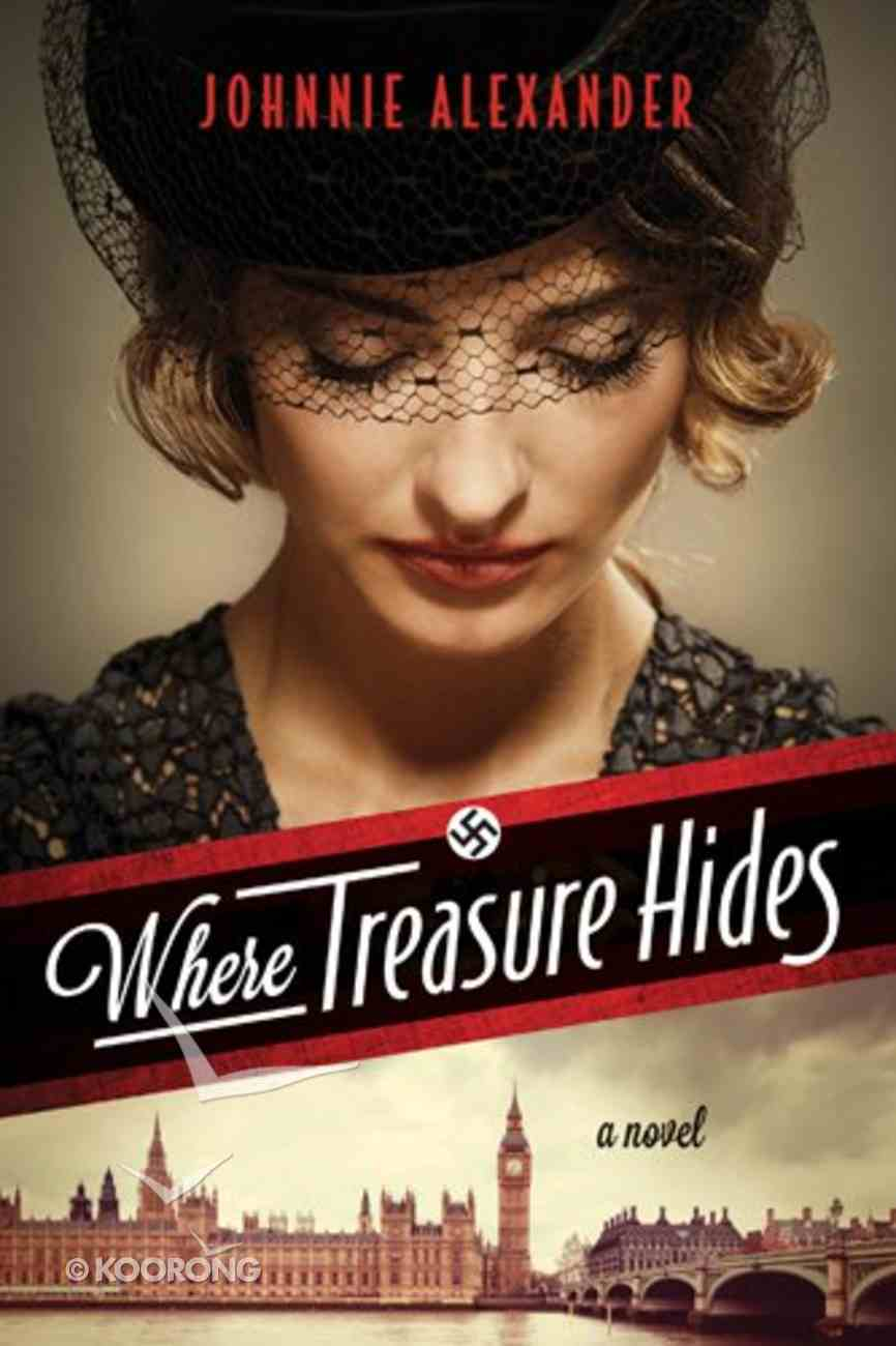 Where Treasure Hides Paperback