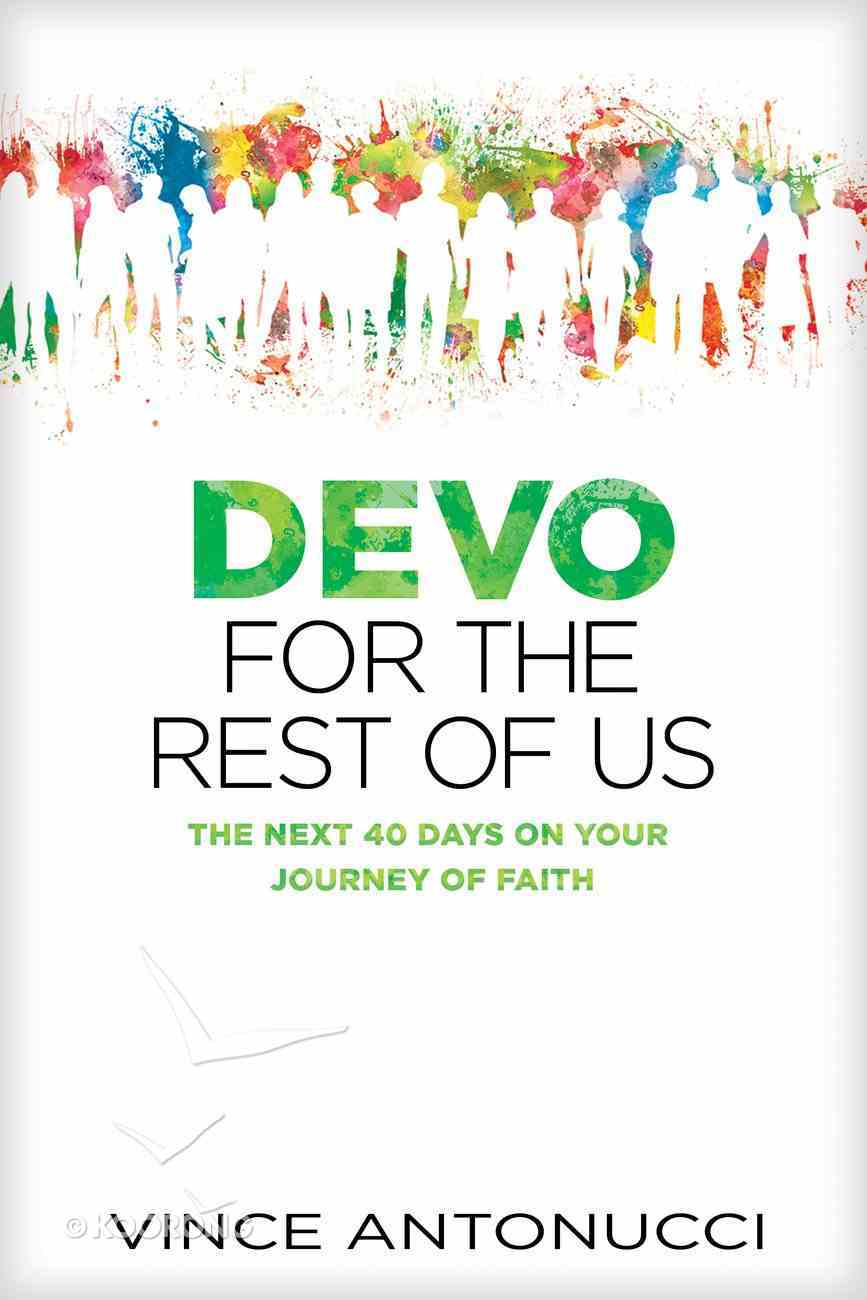 Devo For the Rest of Us Paperback