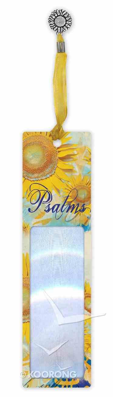 Bookmark Magnifier Tassel & Charm: Psalms Stationery