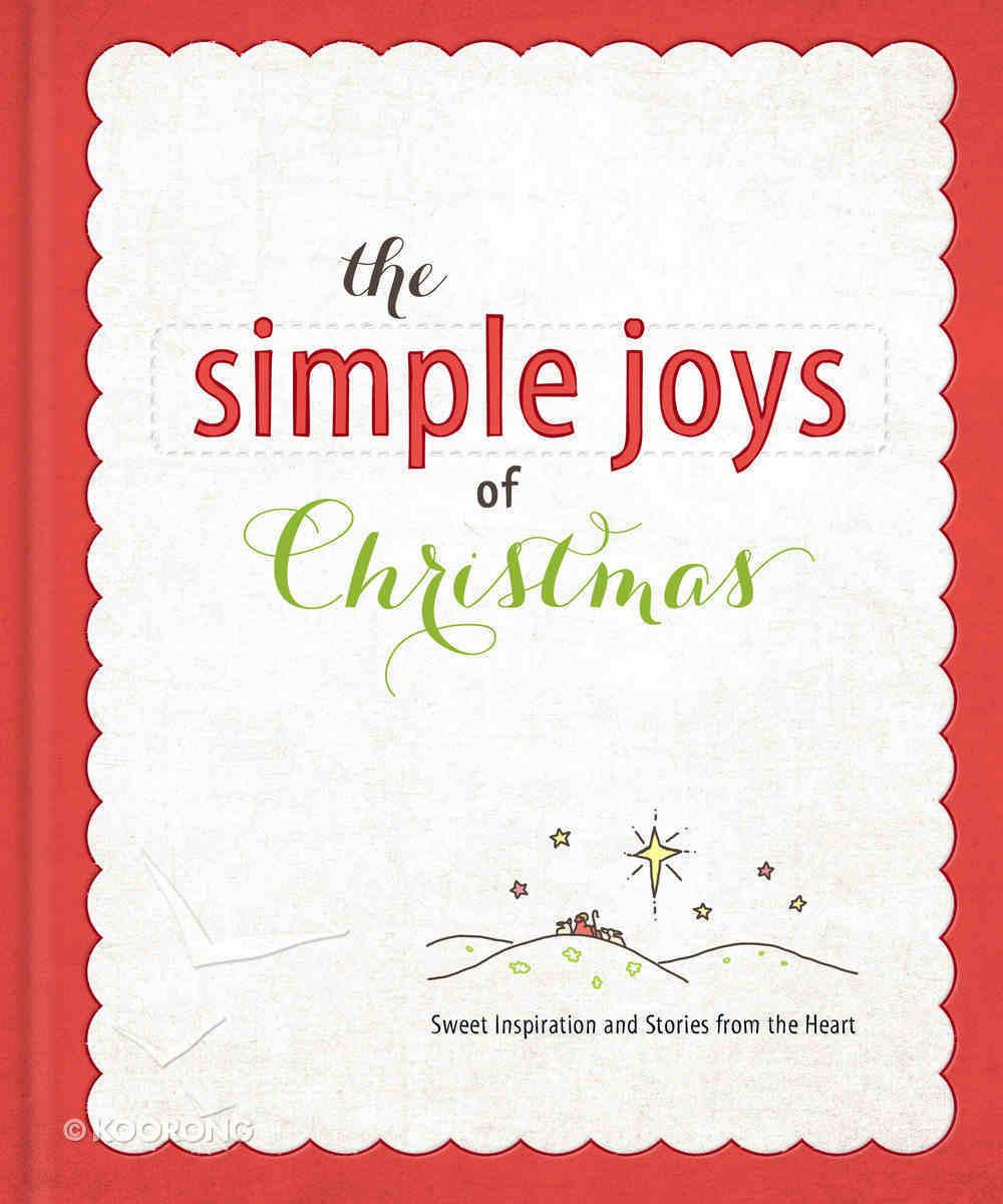 The Simple Joys of Christmas (Simple Joys Series) Hardback