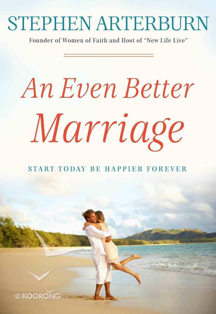 An Even Better Marriage Hardback