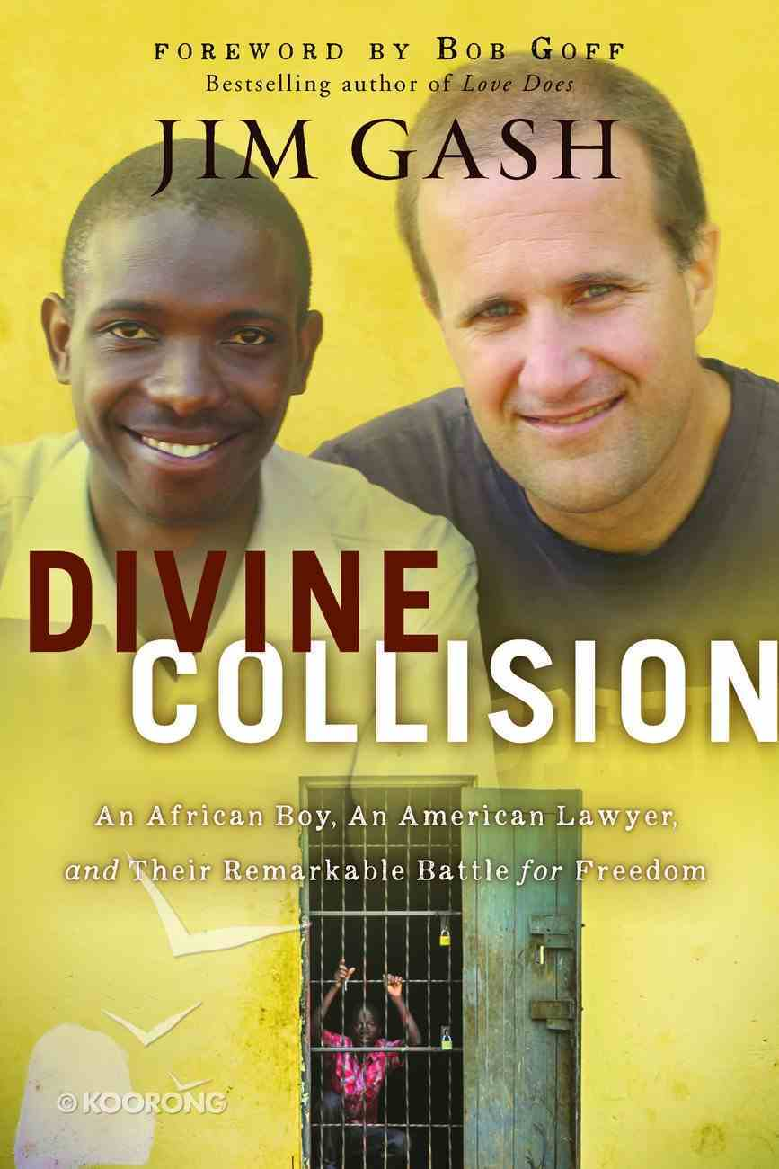 Divine Collision Hardback