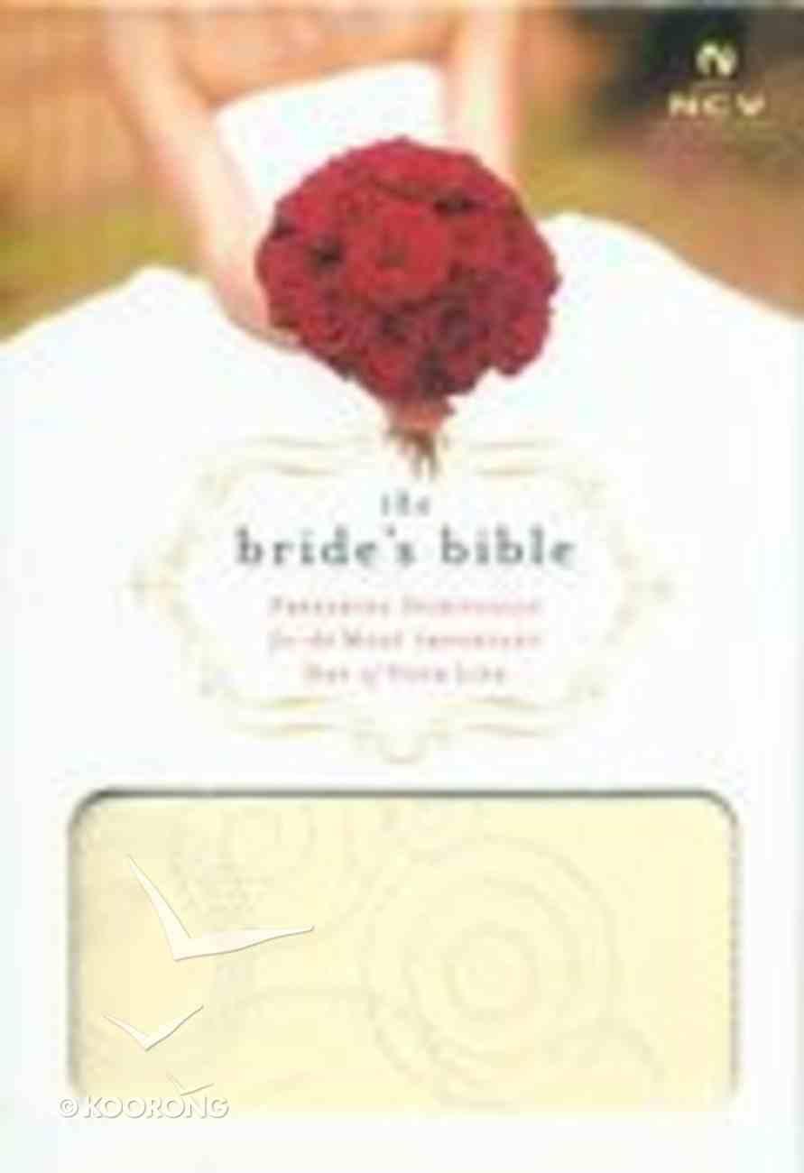 Ncv Bride's Bible White Imitation Leather