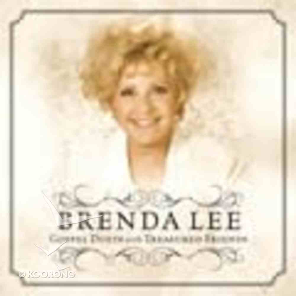 Gospel Duets With Treasured Friends CD