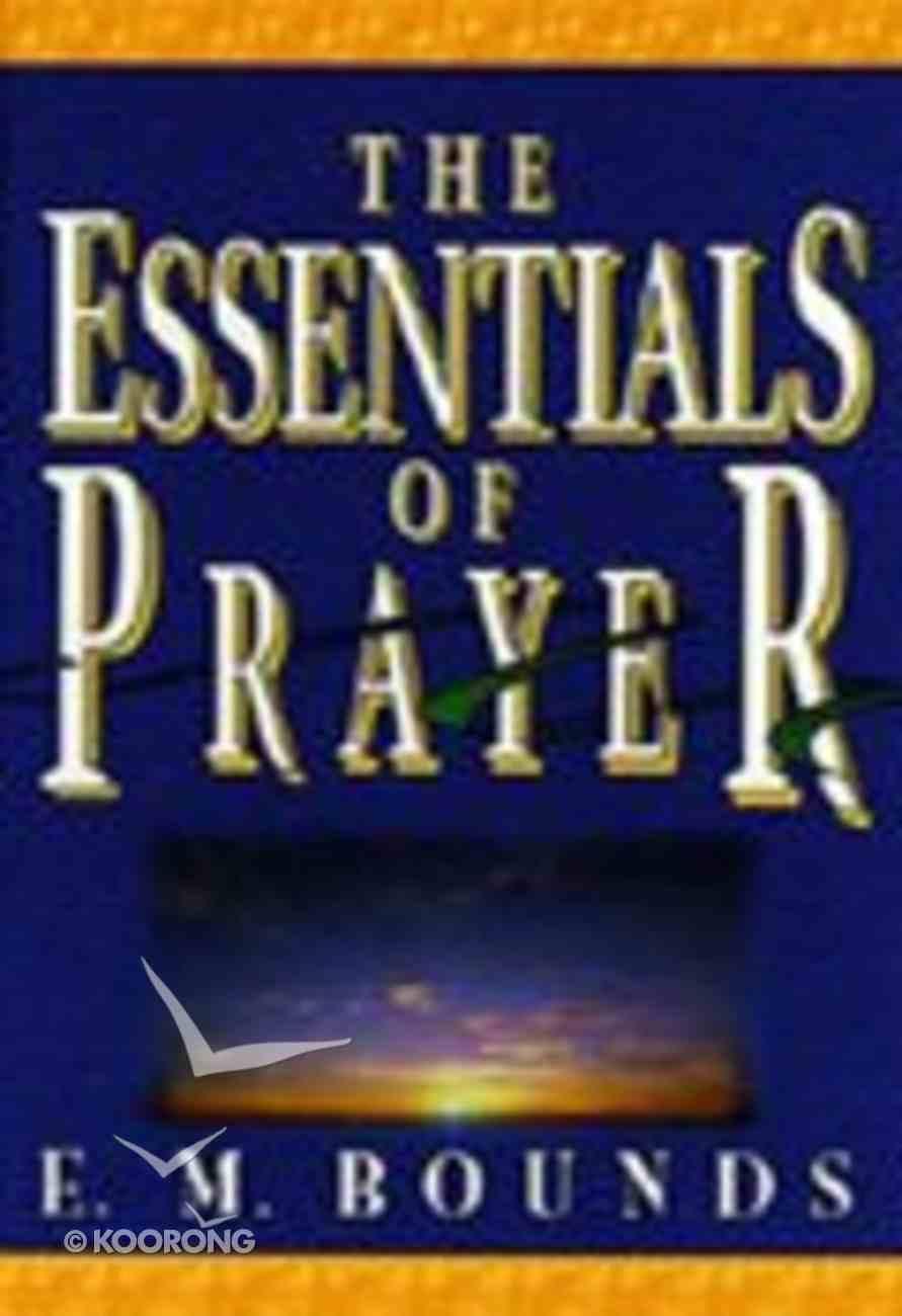 Essentials of Prayer Mass Market