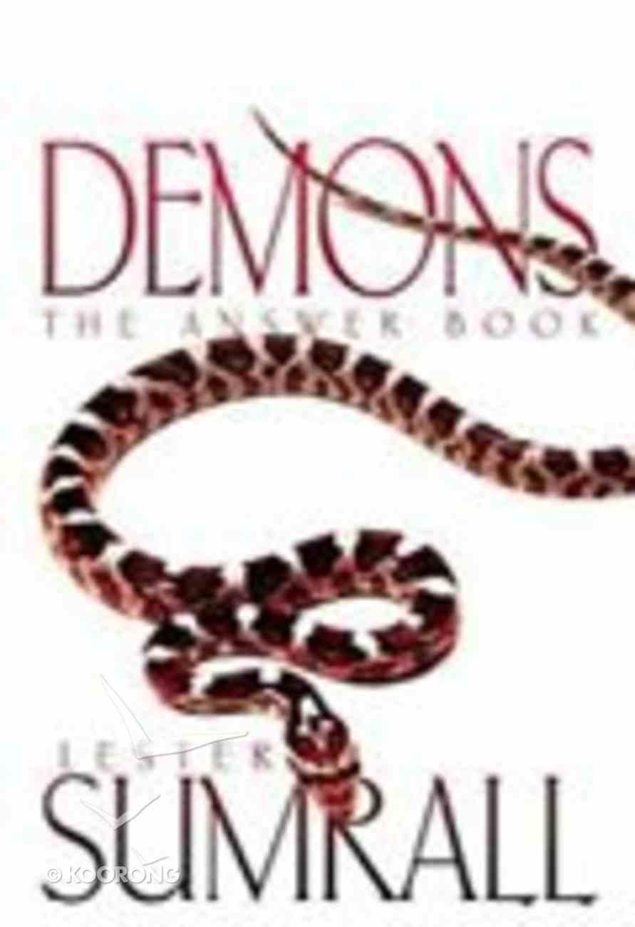 Demons: The Answer Book Mass Market