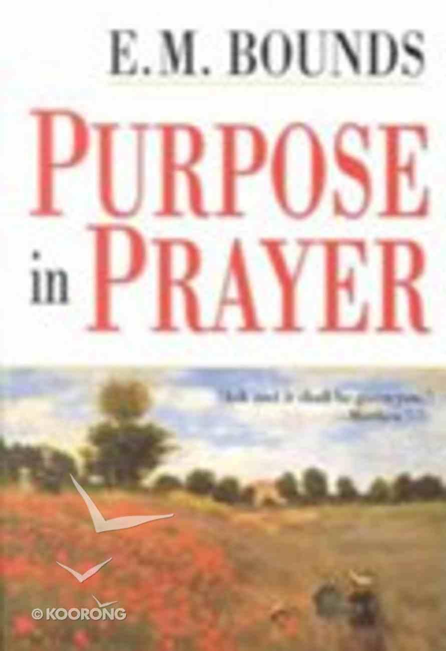 Purpose in Prayer Mass Market