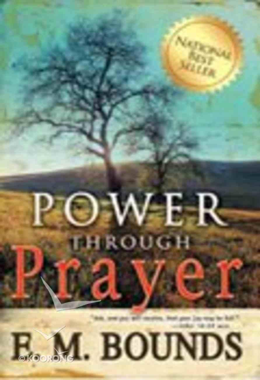 Power Through Prayer Paperback
