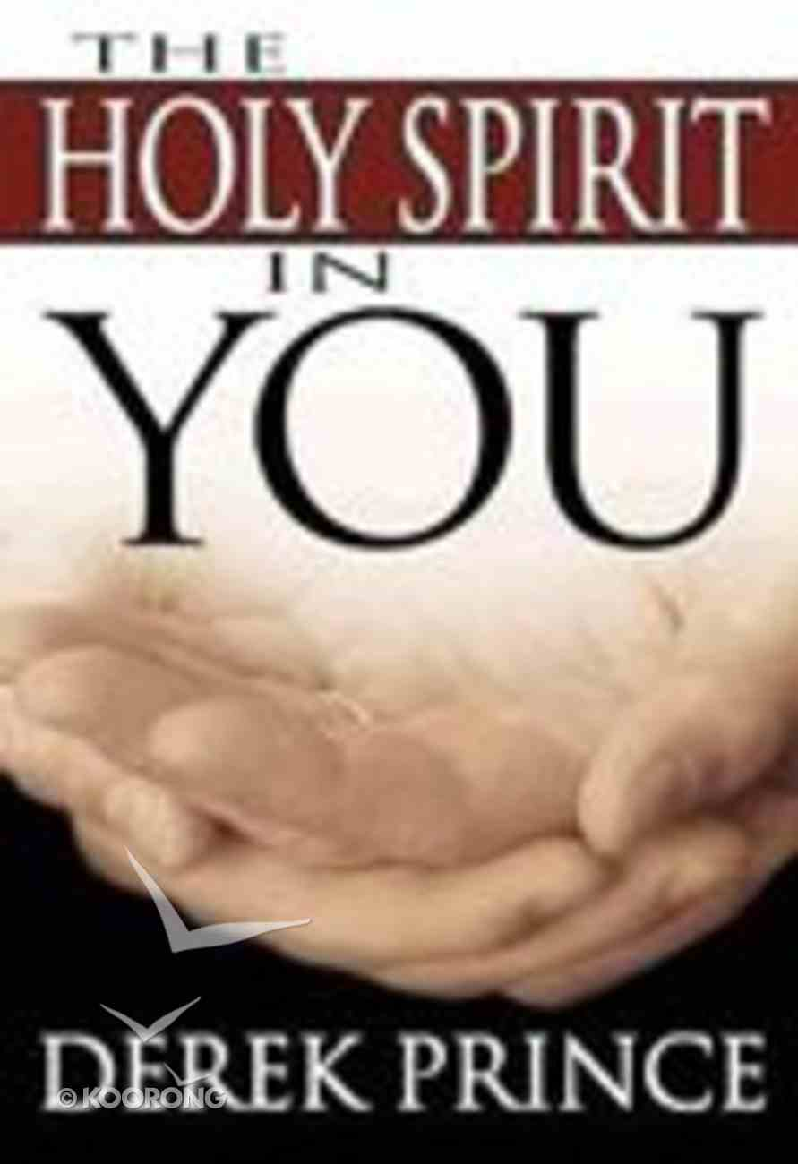 The Holy Spirit in You Paperback