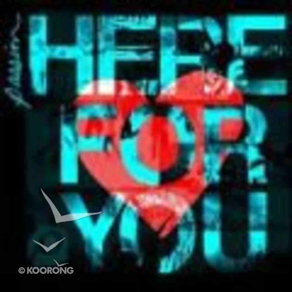 2011 Passion: Here For You CD