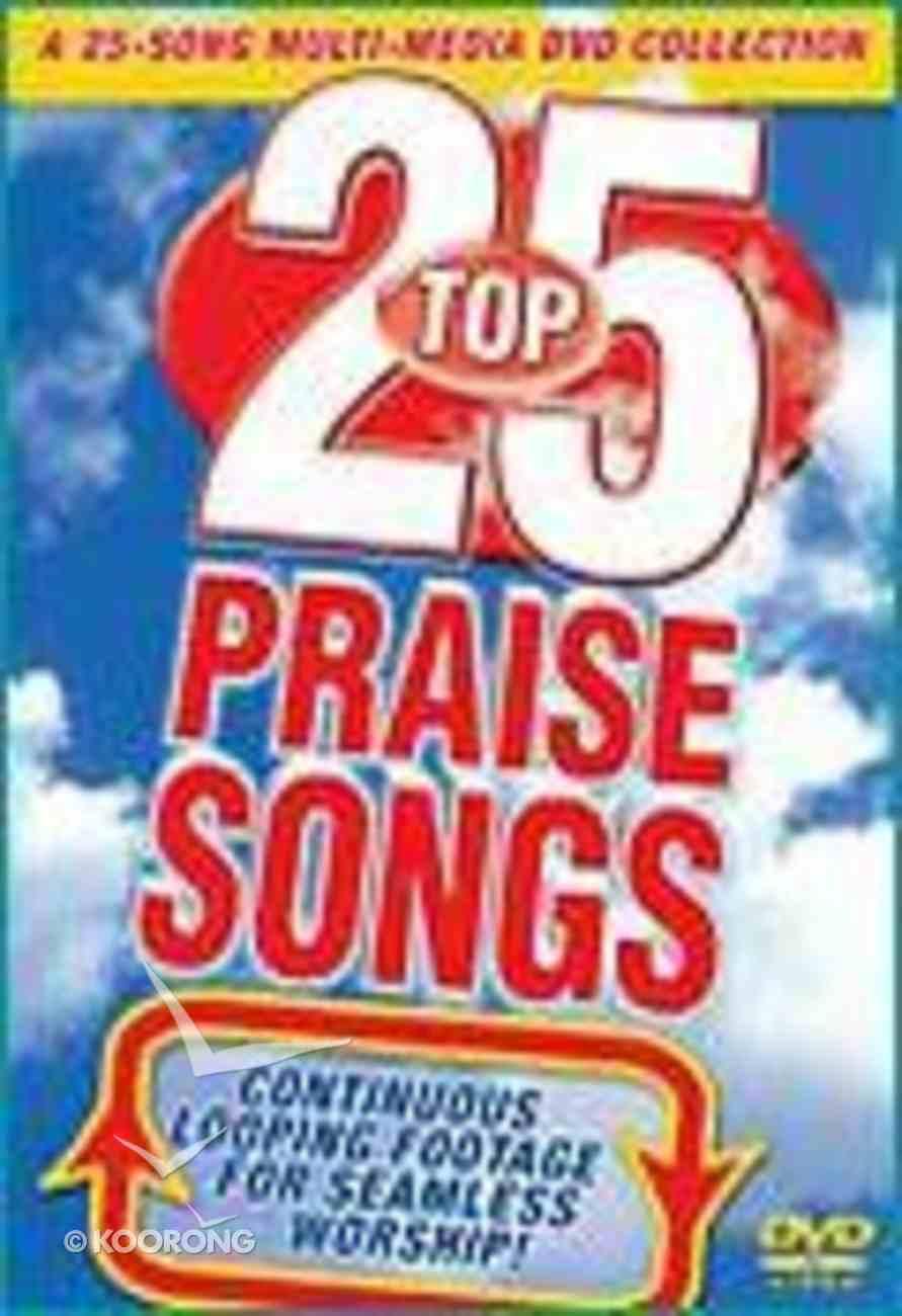 Top 25 Praise Songs DVD